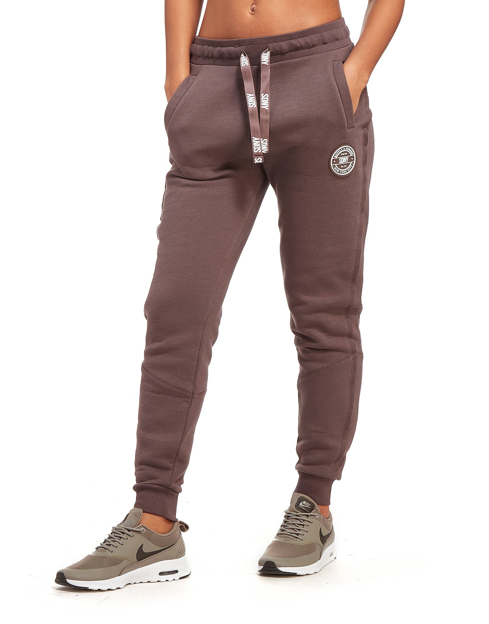 Supply & Demand Badge Joggers