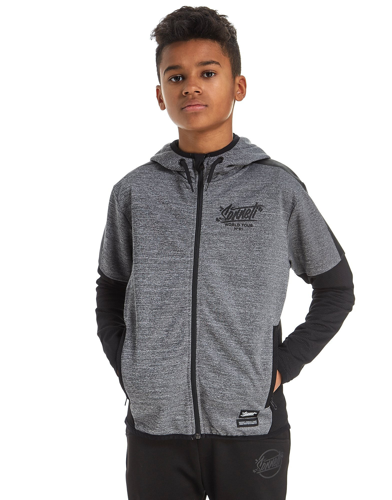Sonneti Silicon Zip Up Hoody Junior