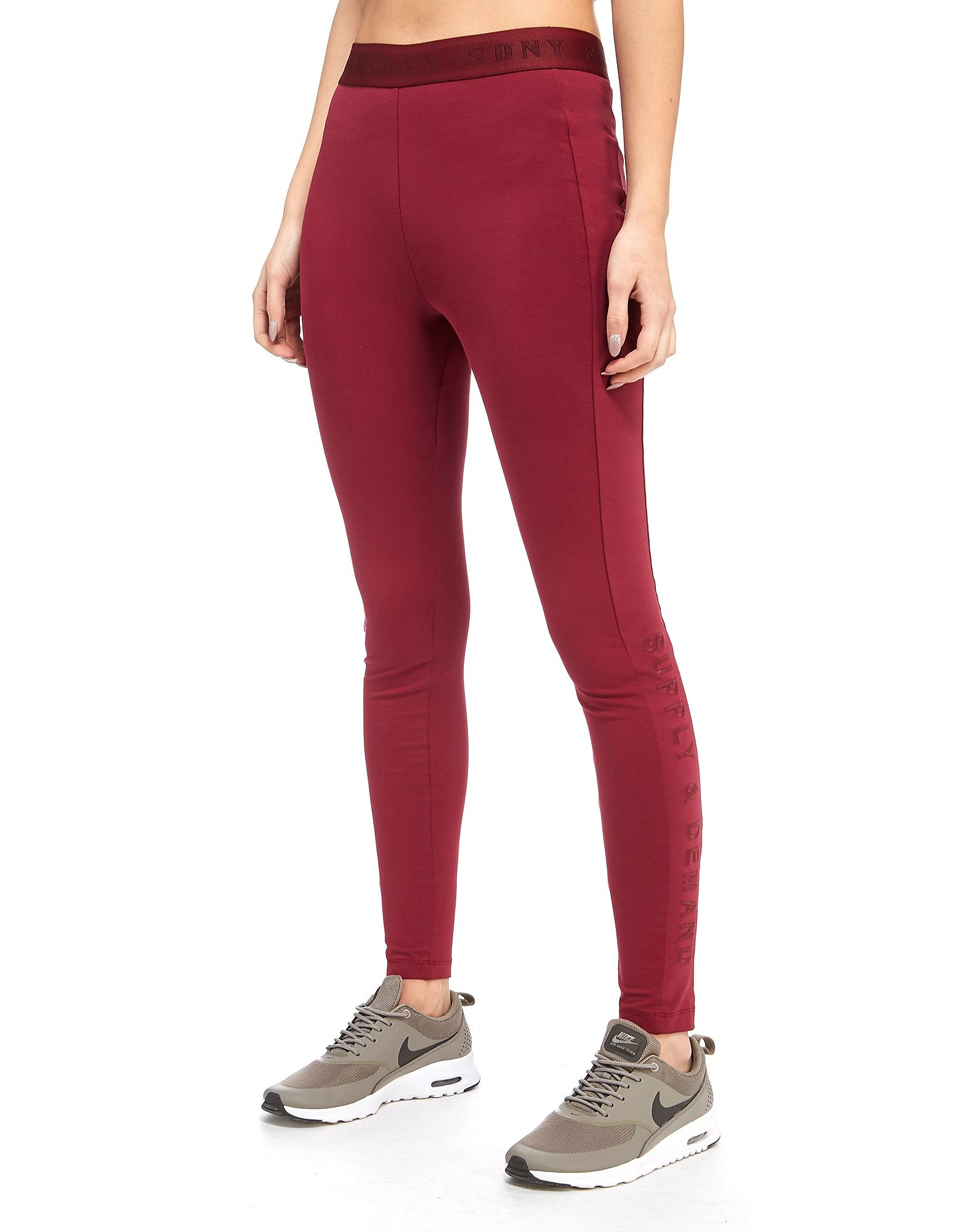 Supply & Demand Leggins Branded Femme