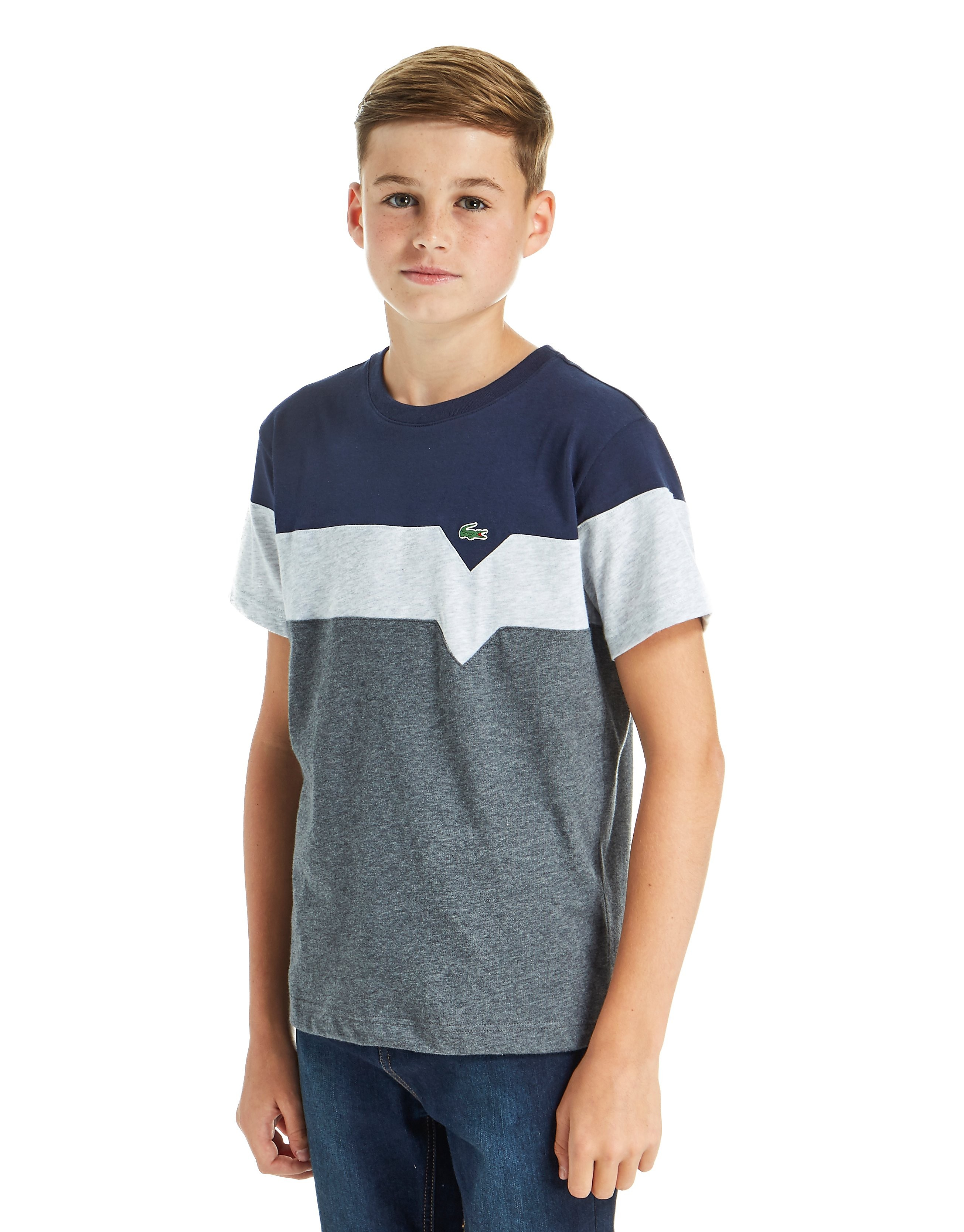 Lacoste Cut And Sew T-Shirt Junior