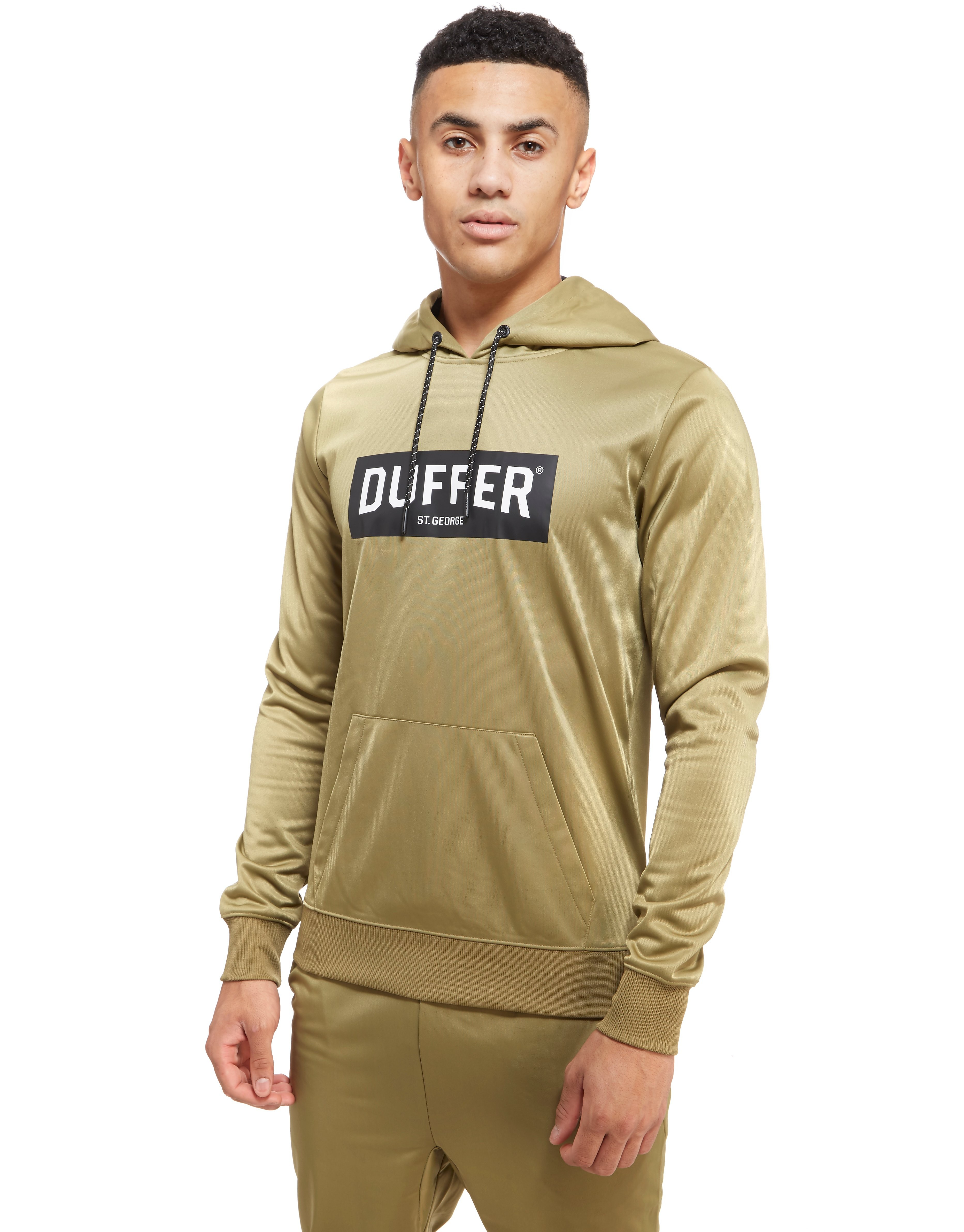 Duffer of St George Form Poly Hoody