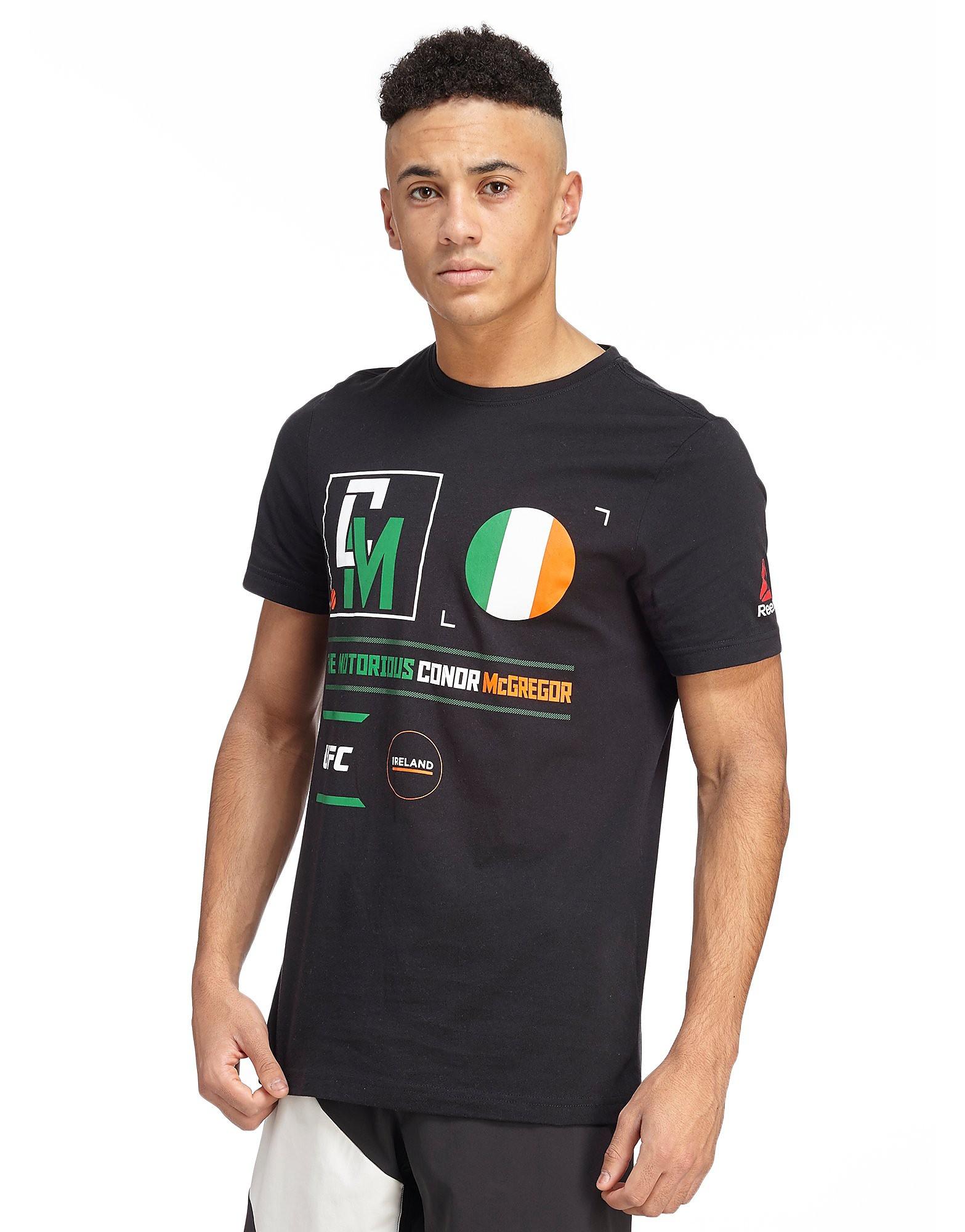 Reebok UFC Conor McGregor Retro T-Shirt