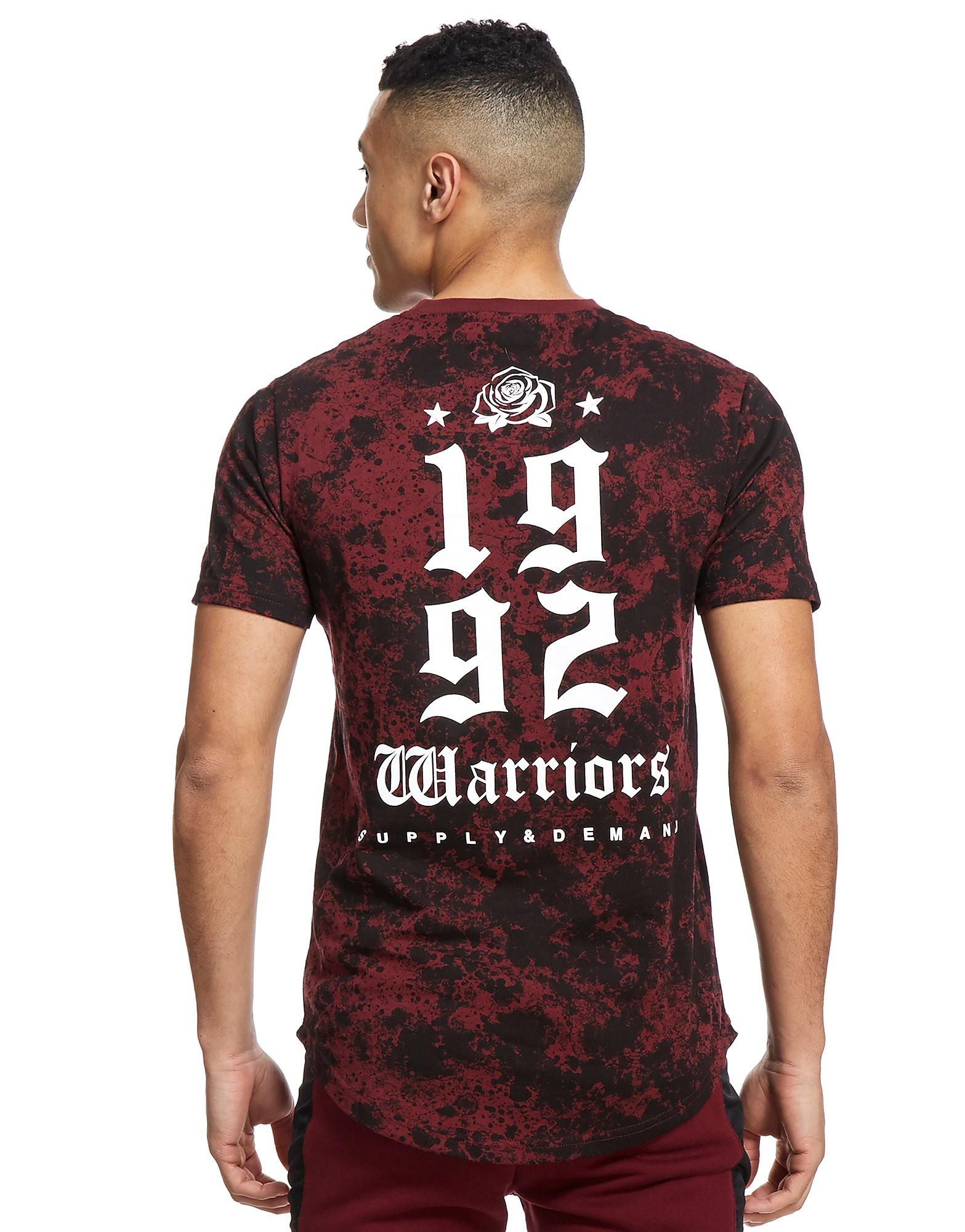 Supply & Demand Crater T-Shirt