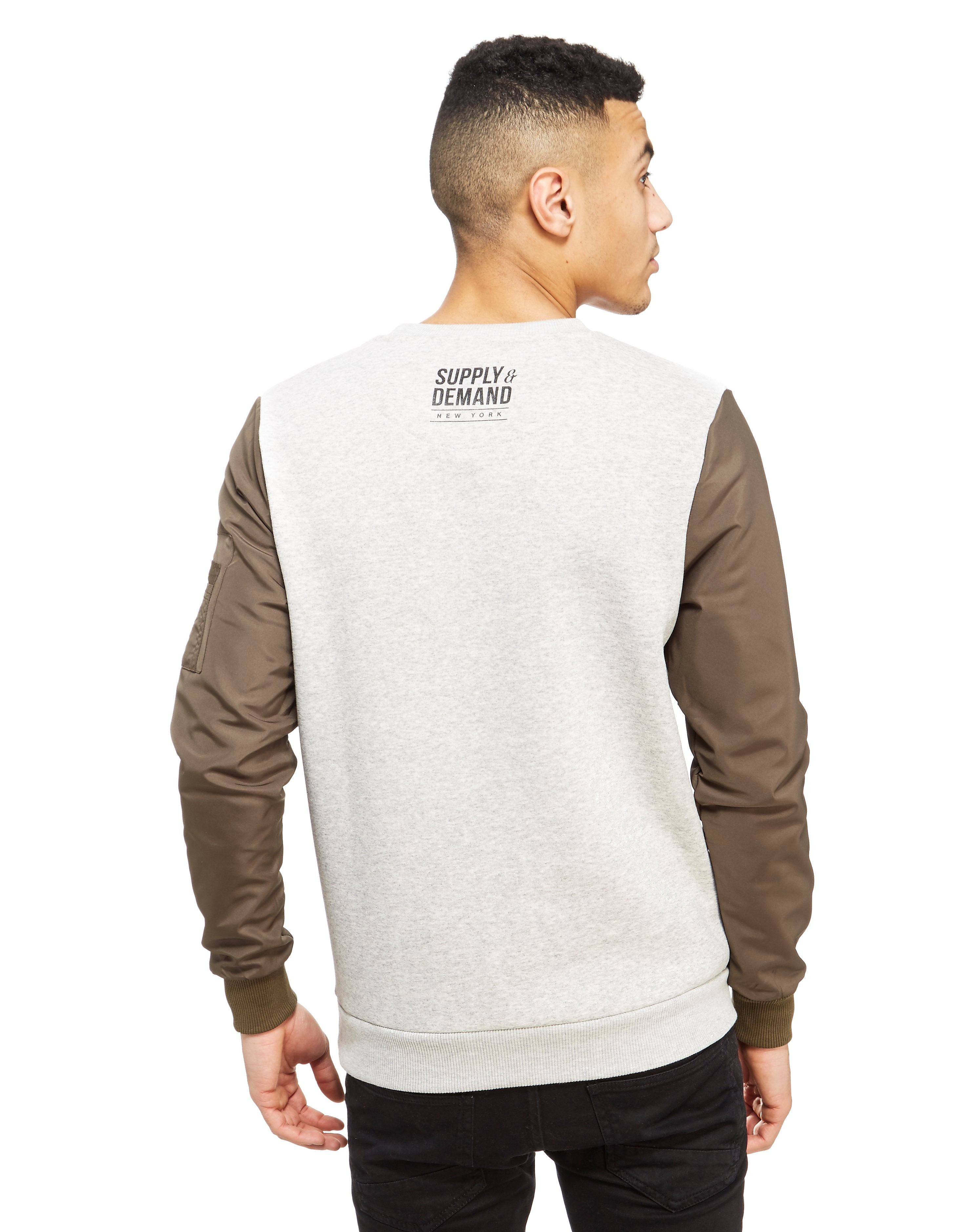 Supply & Demand Major Crew Sweatshirt