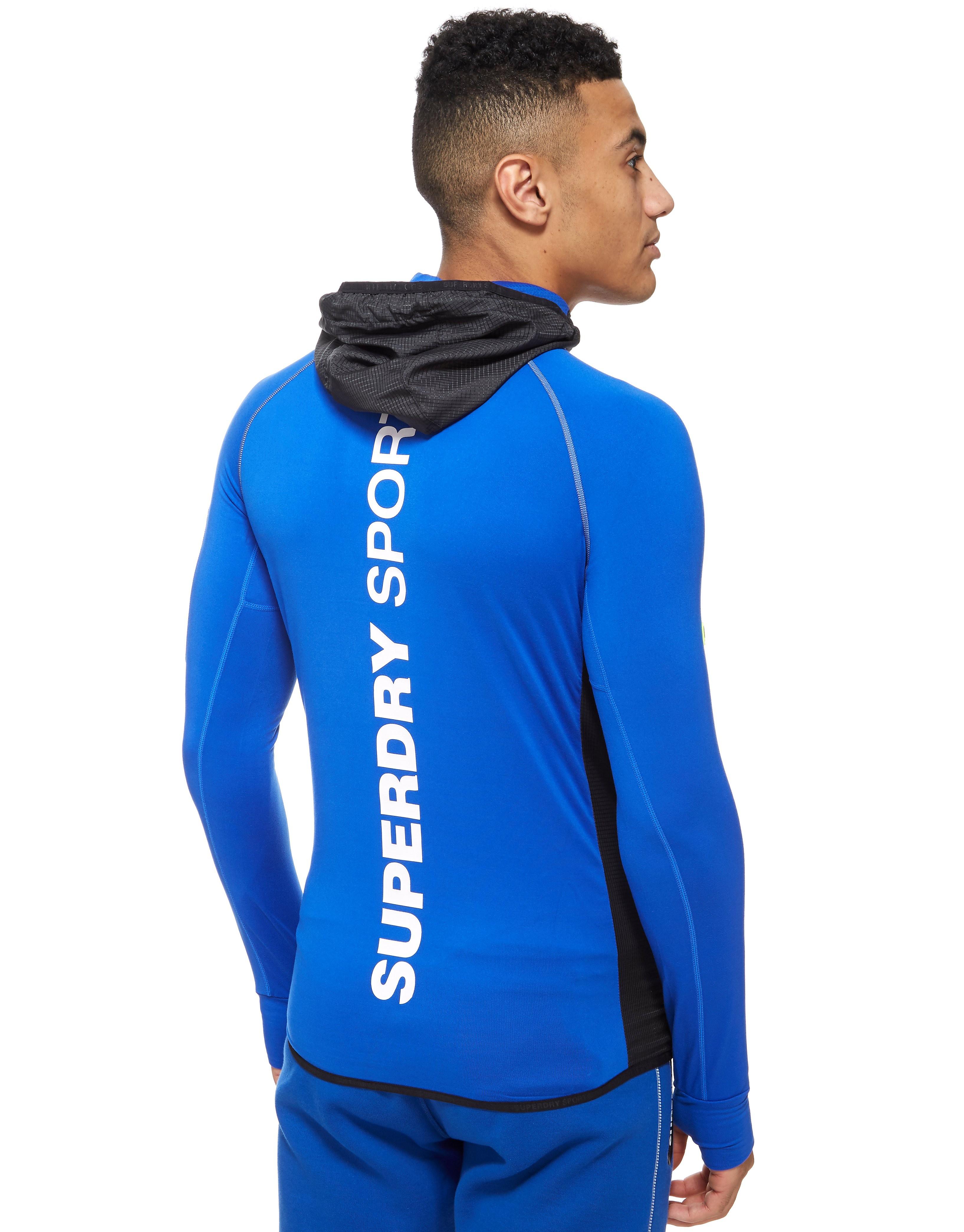 Superdry Half-Zip Hoody