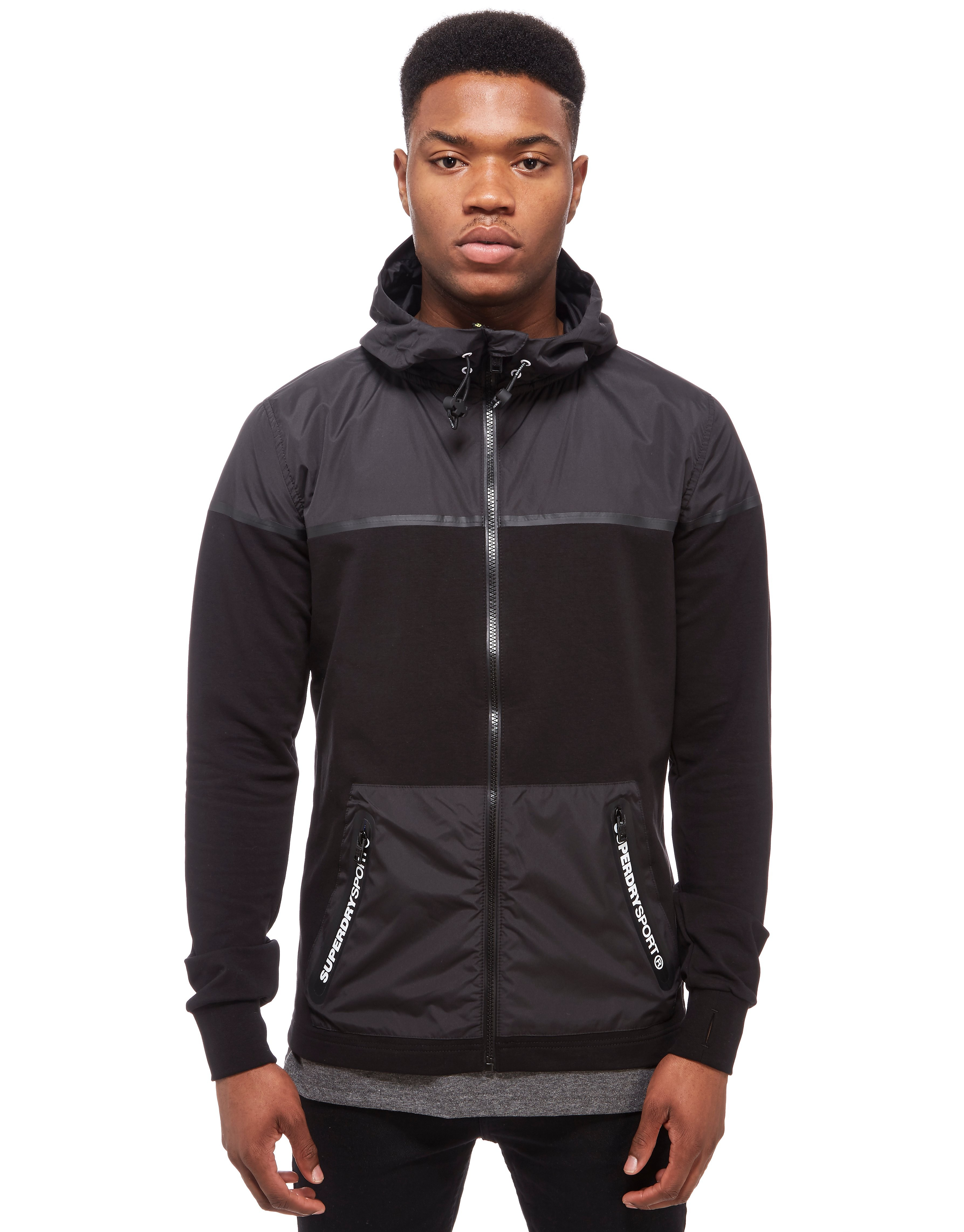 Superdry Sport Athletic Training Hybrid Jacket