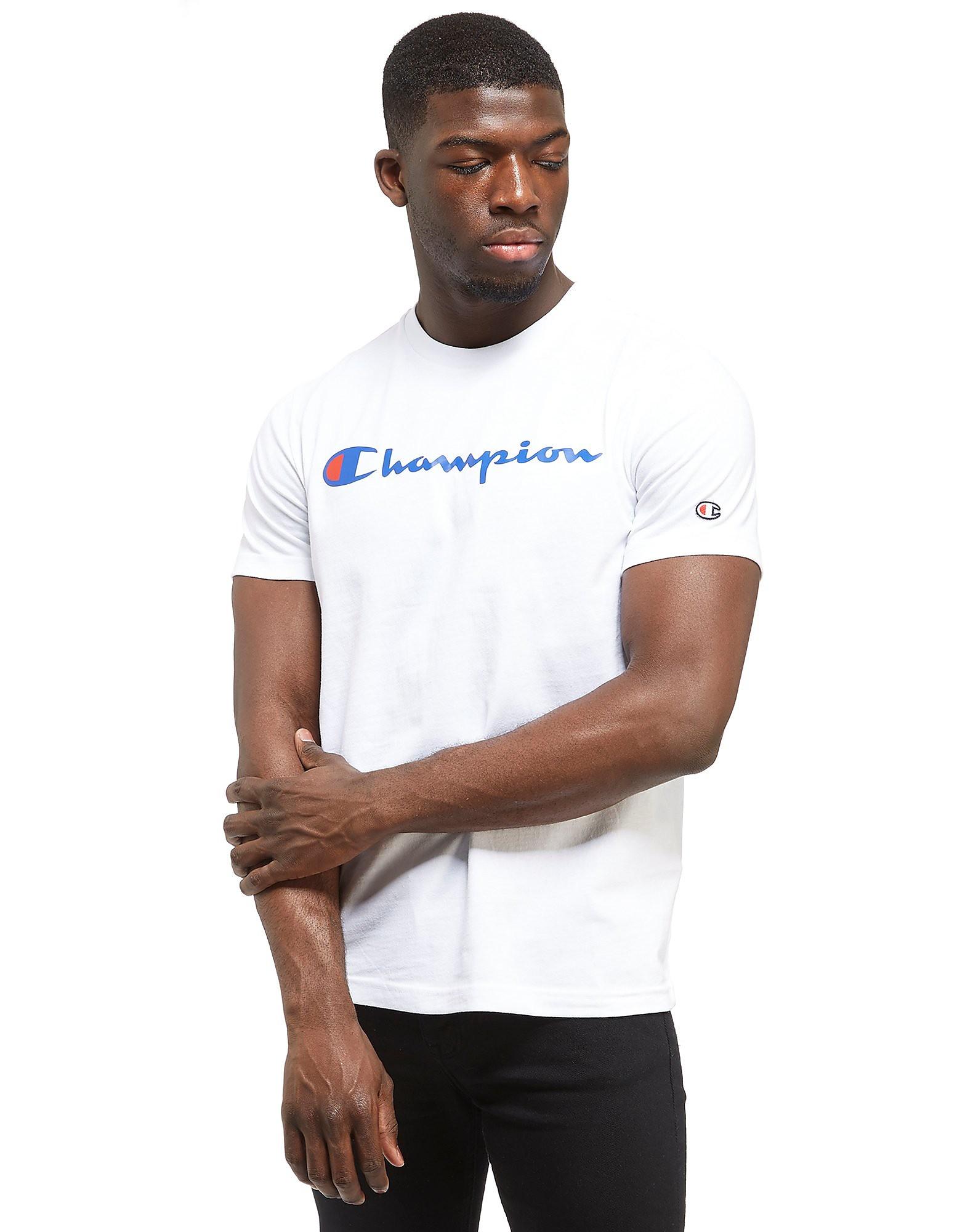 Champion Core Script T-Shirt