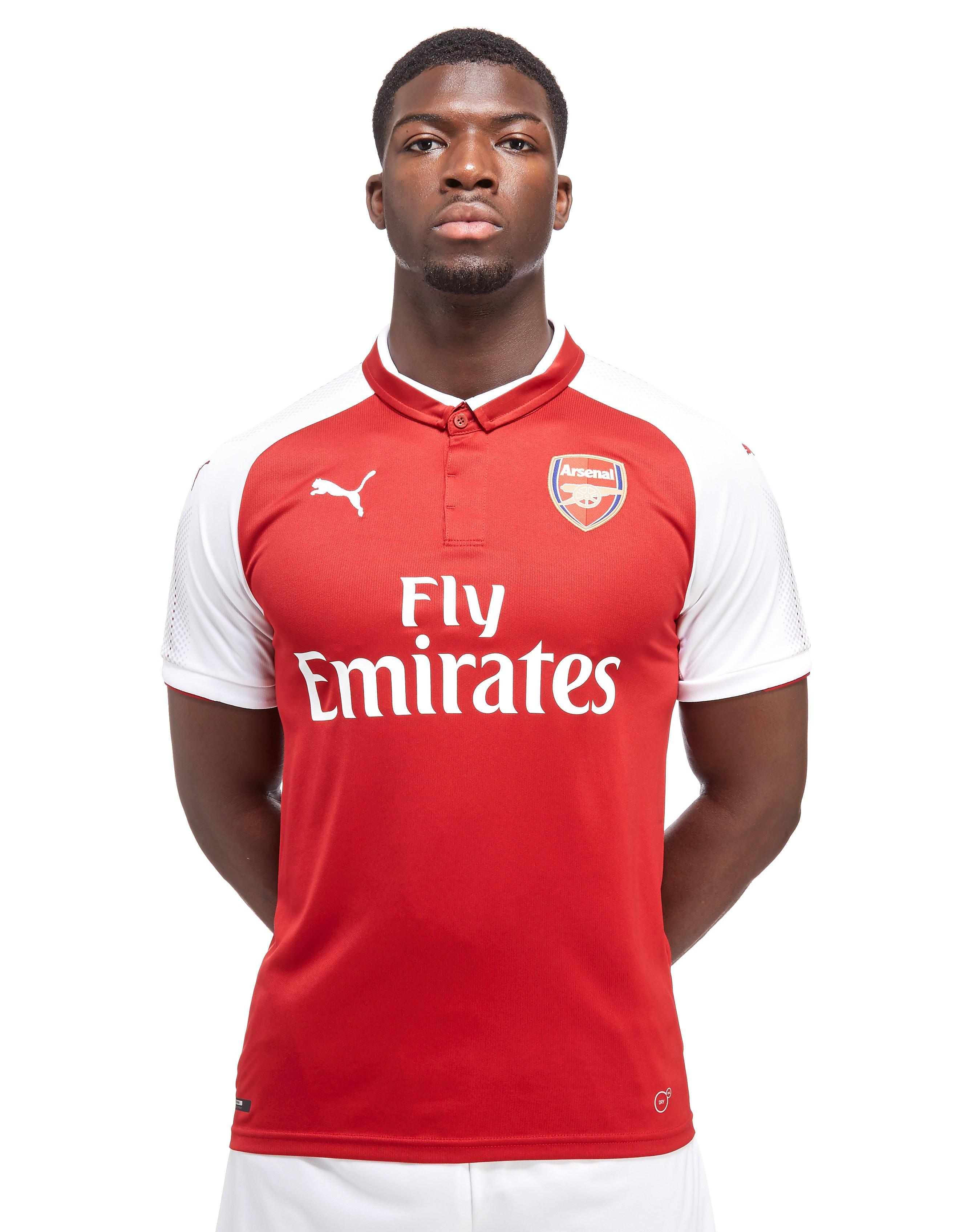 PUMA Arsenal FC 2017/18 Home Shirt