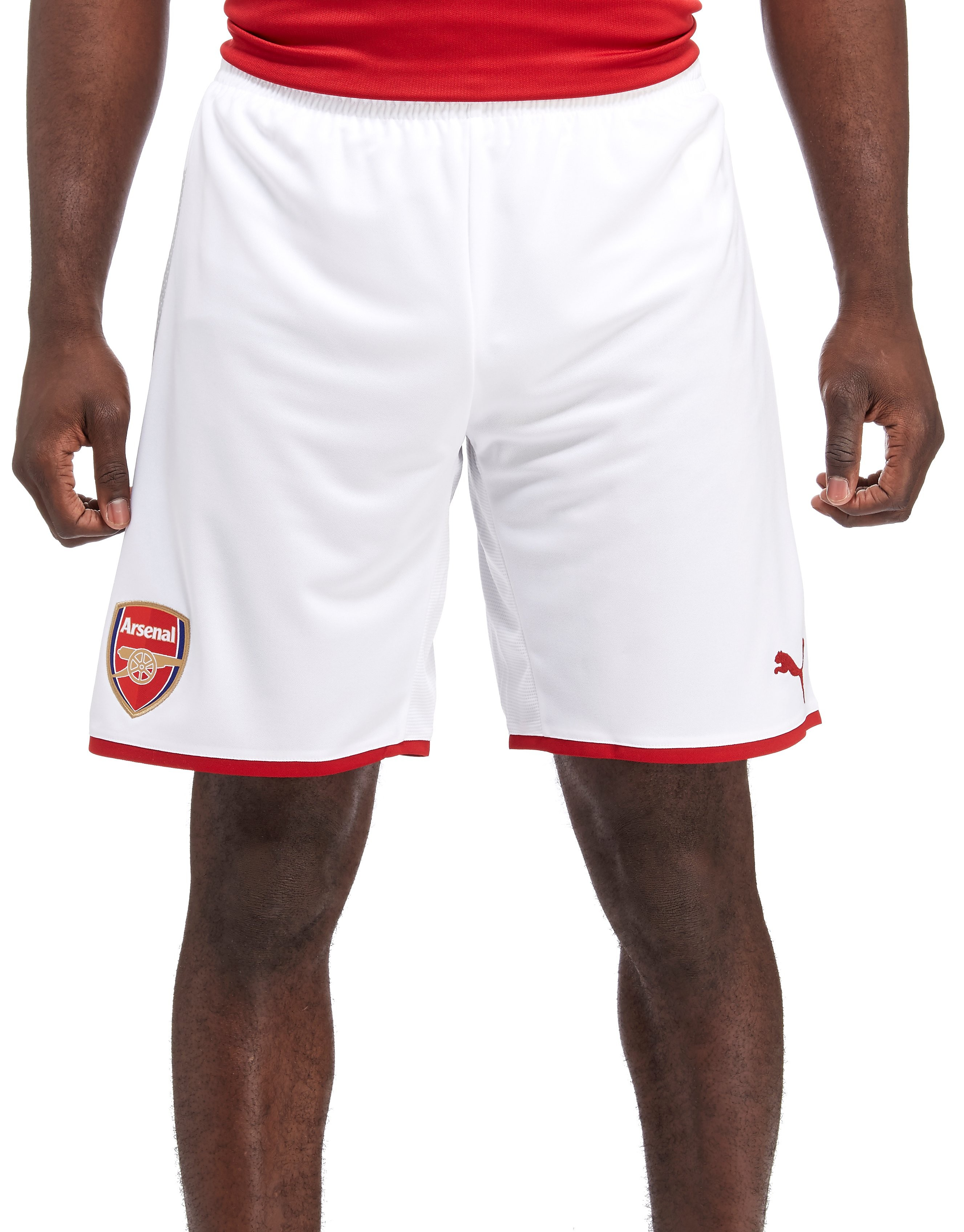 PUMA Arsenal FC 2017/18 Home Shorts