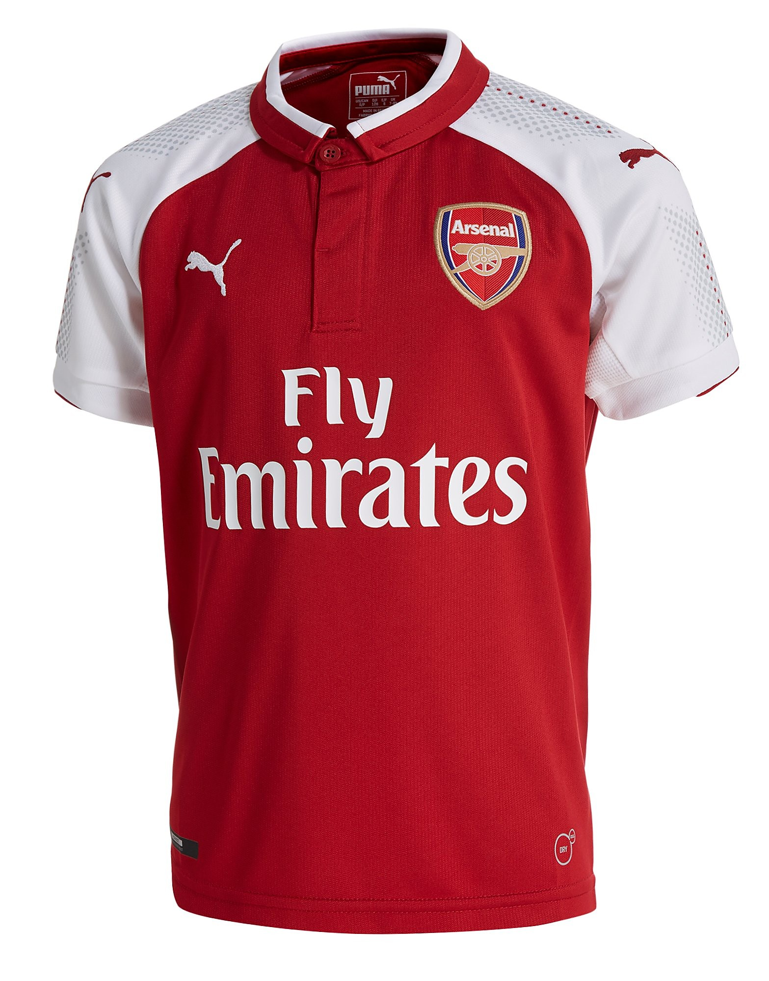 PUMA Arsenal FC 2017/18 Home Shirt