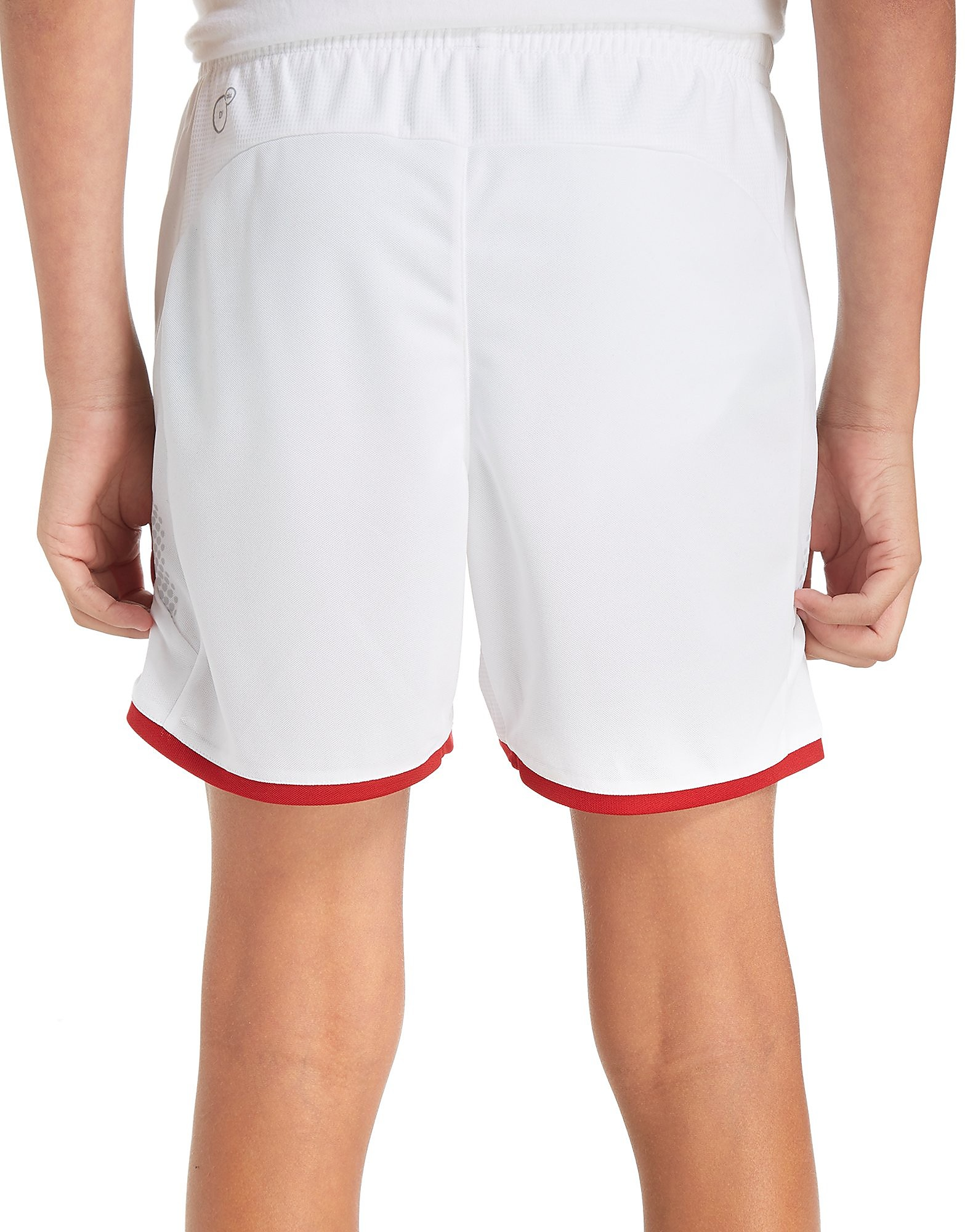 PUMA Arsenal FC 2017/18 Home Shorts Junior