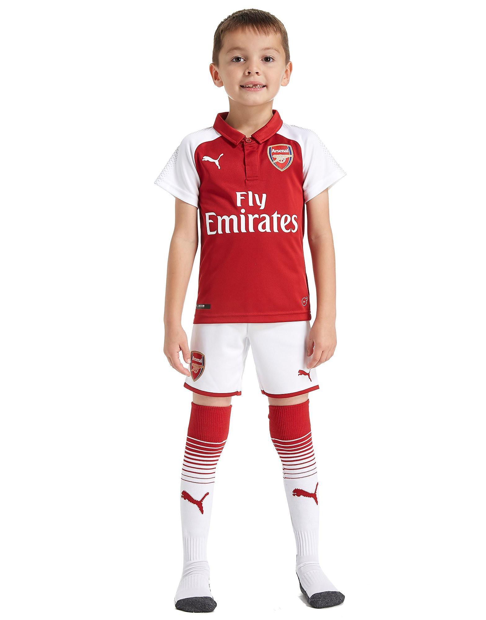 PUMA Ensemble Arsenal FC 2017/18 Enfant