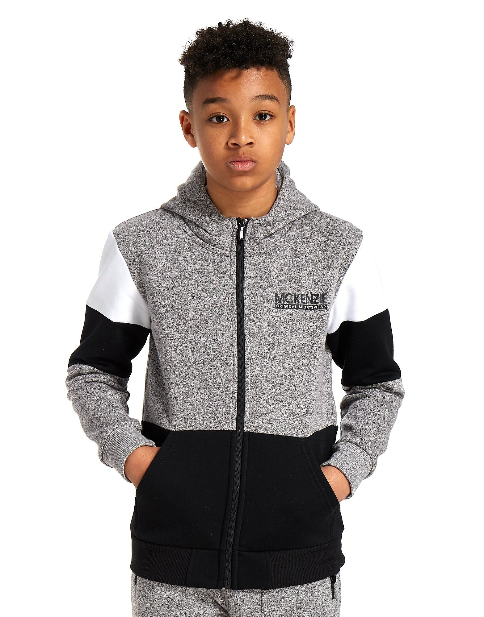 McKenzie Number Full Zip Hoody Junior