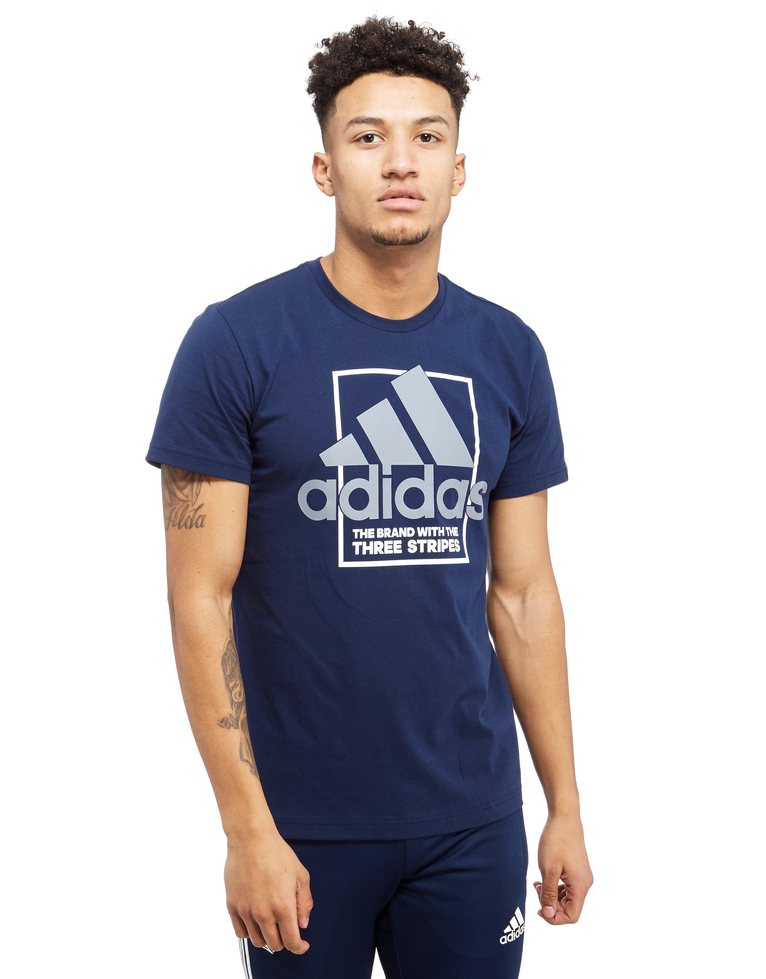 adidas Box Logo T-Shirt - Only at JD