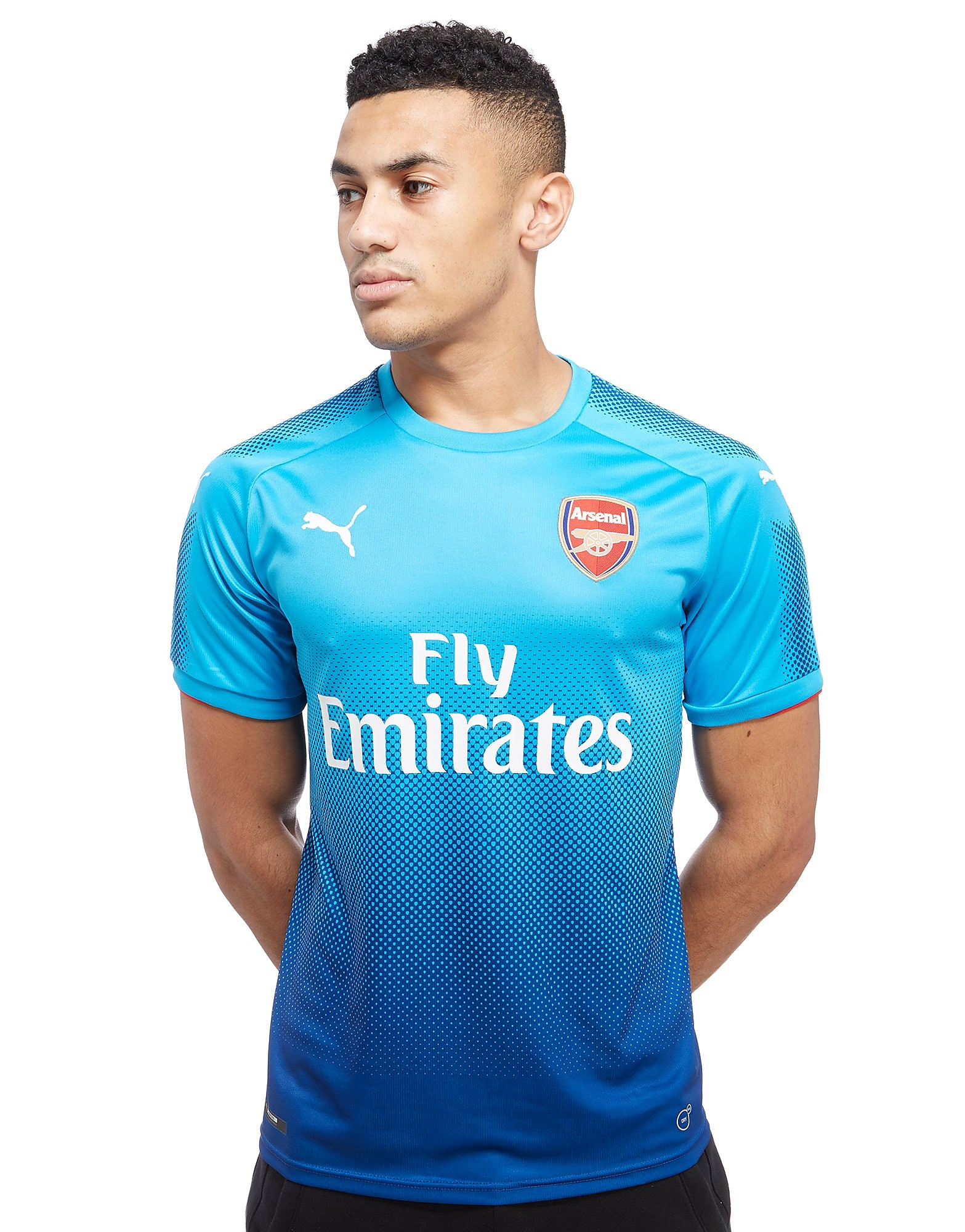 PUMA Arsenal FC 2017/18 Away Shirt