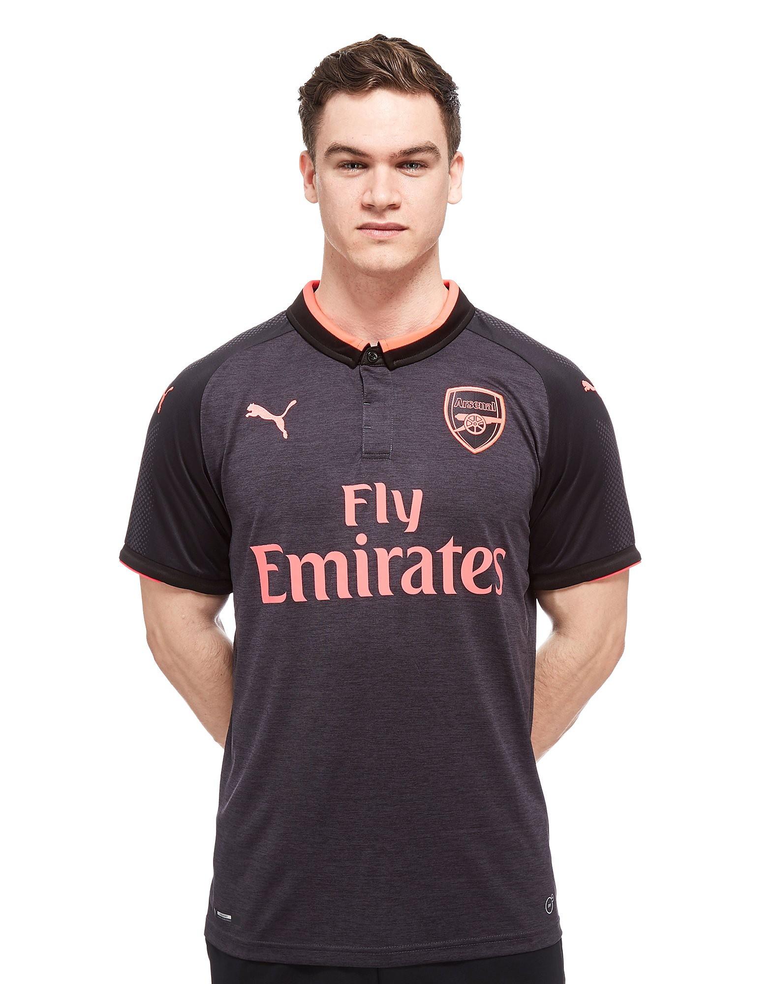 PUMA Mailot Arsenal FC 2017/18 Third Homme