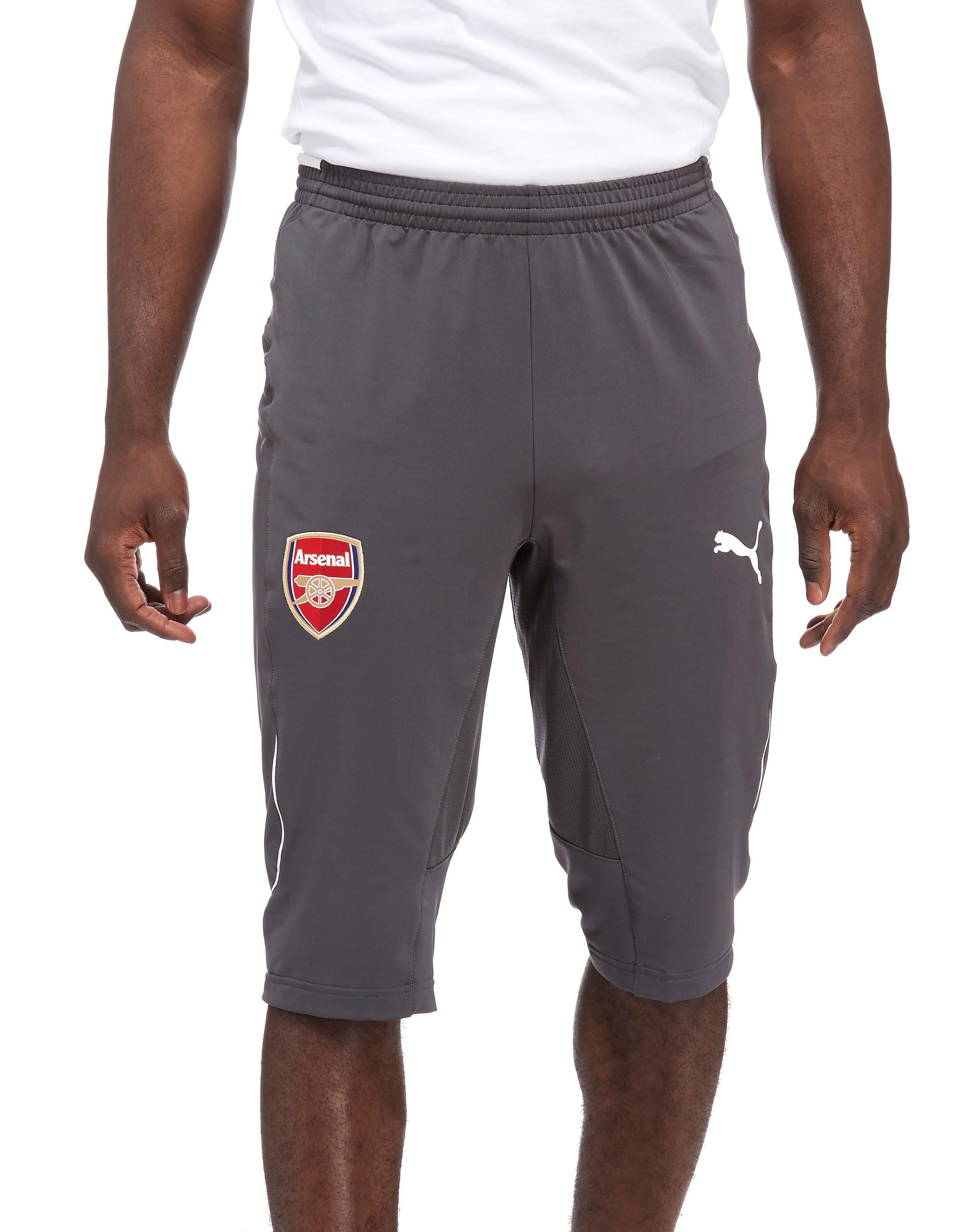 PUMA Arsenal FC 2017 3/4 Length Training Pants