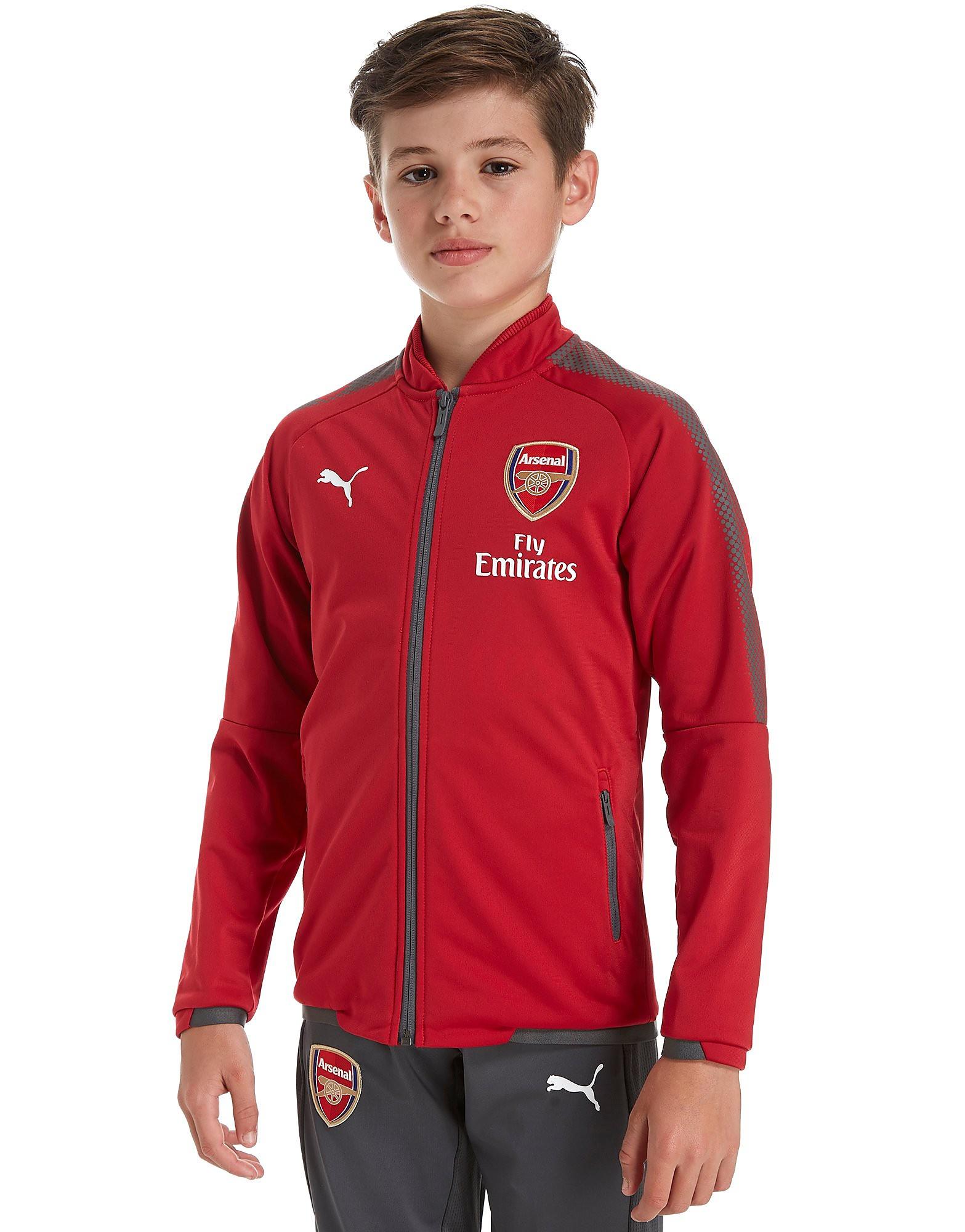 PUMA Arsenal FC 2017 Stadium Jacket Junior