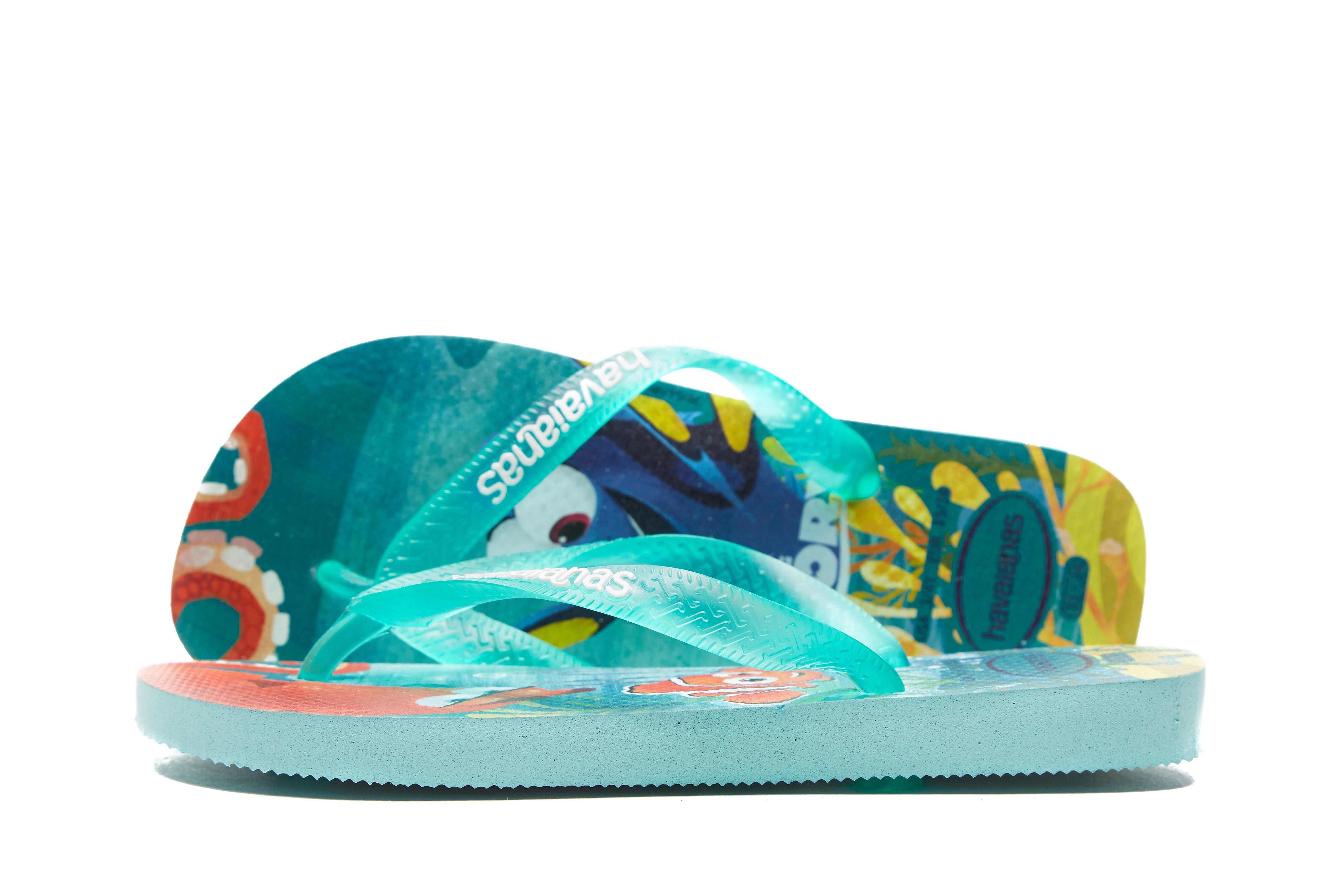 Havaianas Dory Flip Flops Junior - Blauw - Kind
