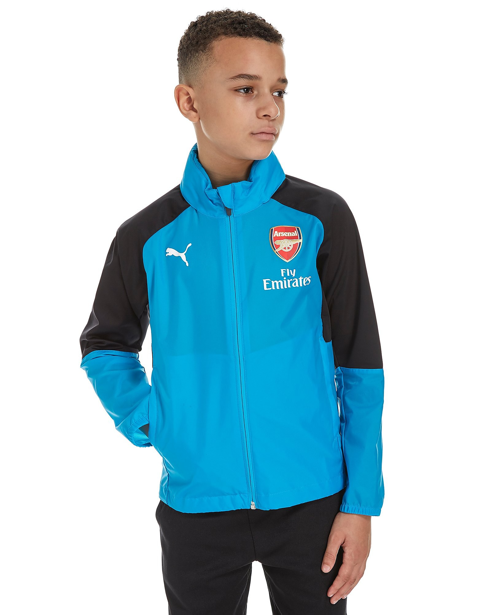 PUMA Arsenal FC 2017 Rain Jacket Junior