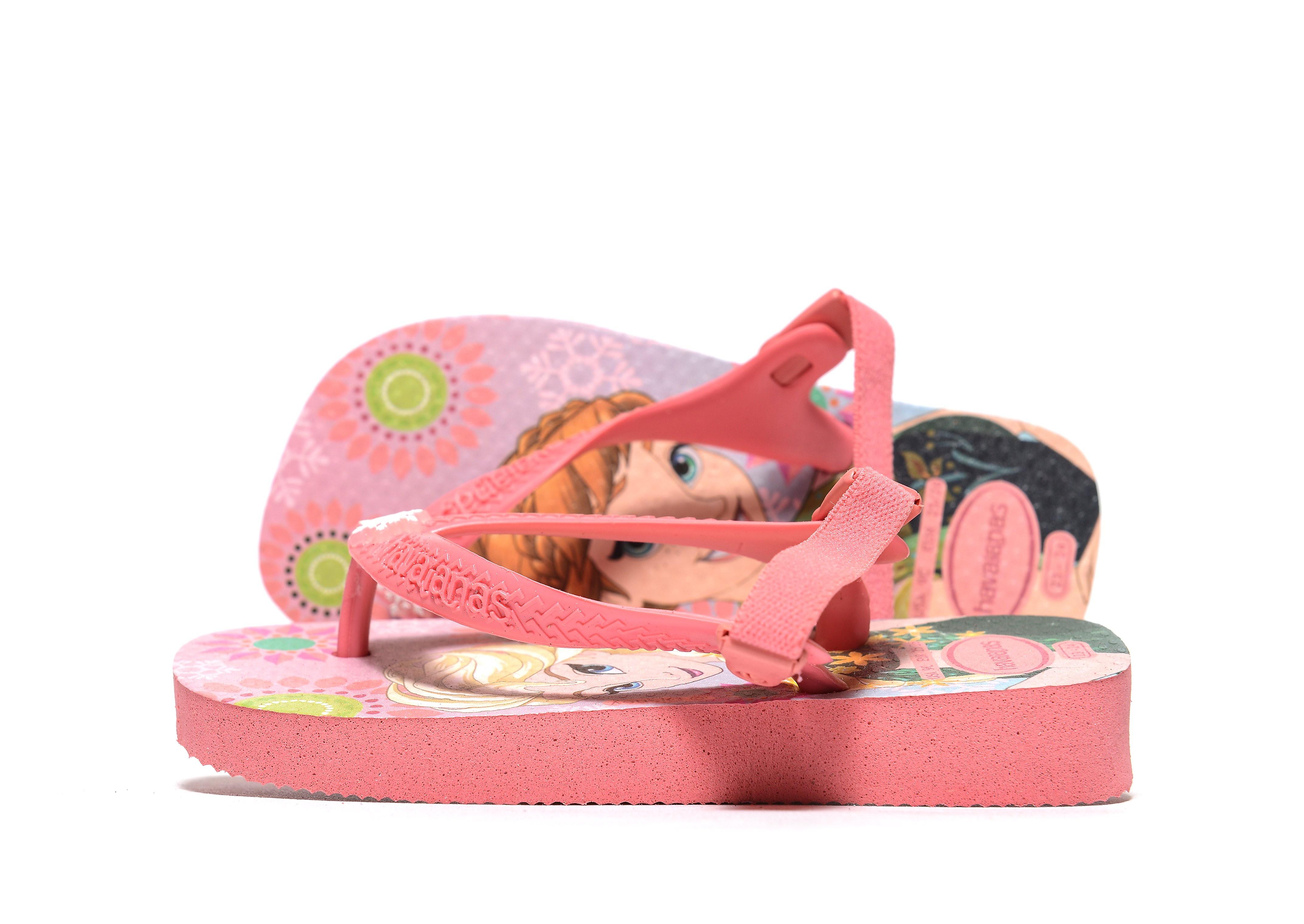 Havaianas Frozen Flip Flops Infant