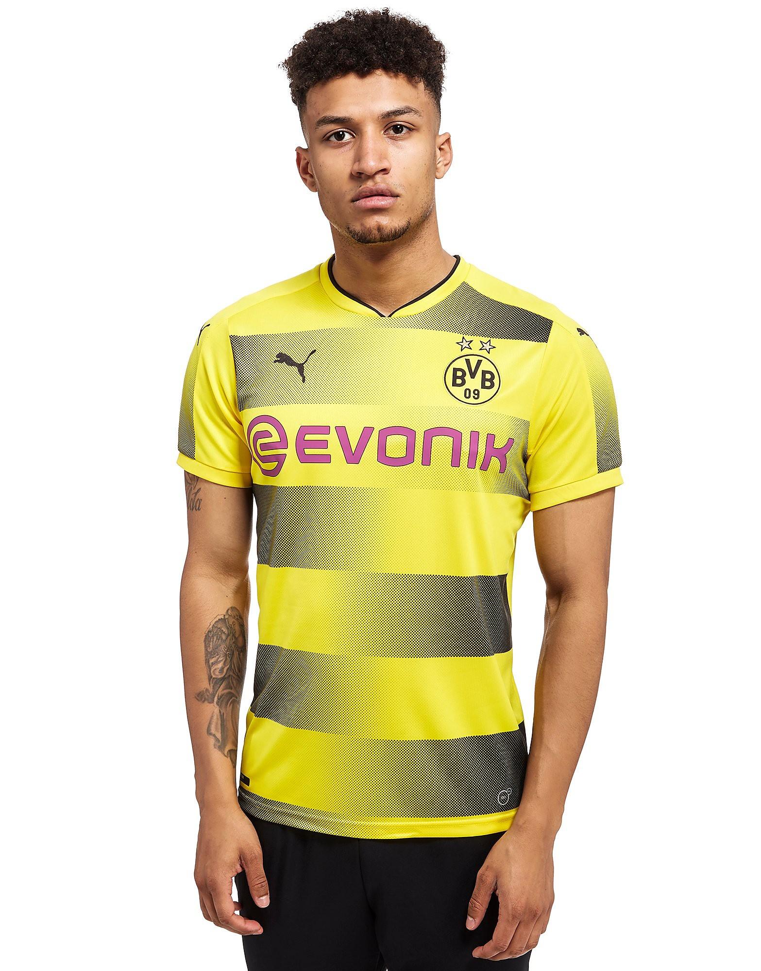 Image of   PUMA Borussia Dortmund 2017/18 Home Shirt