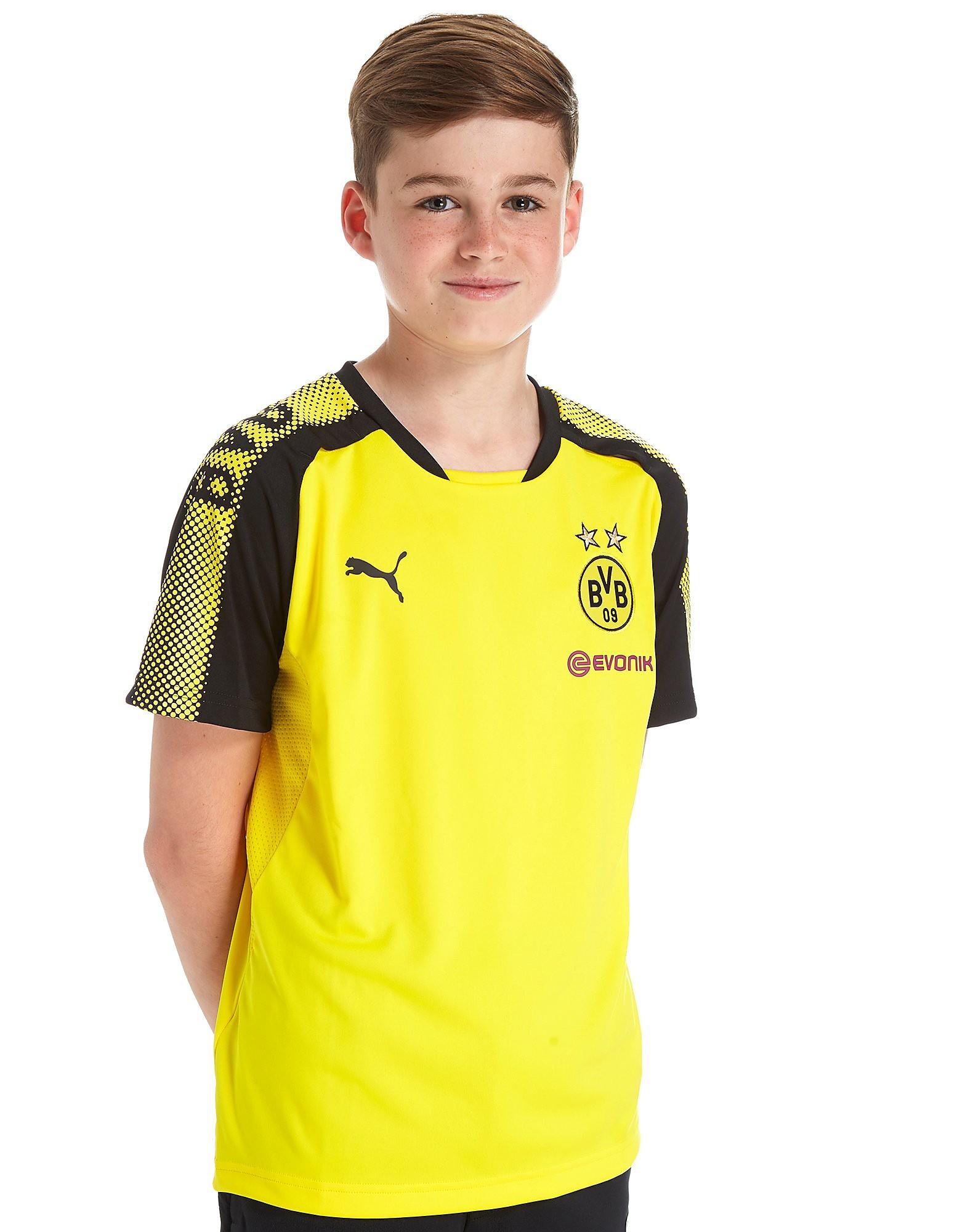 Image of   PUMA Borussia Dortmund 2017 Training Junior PRE ORDER