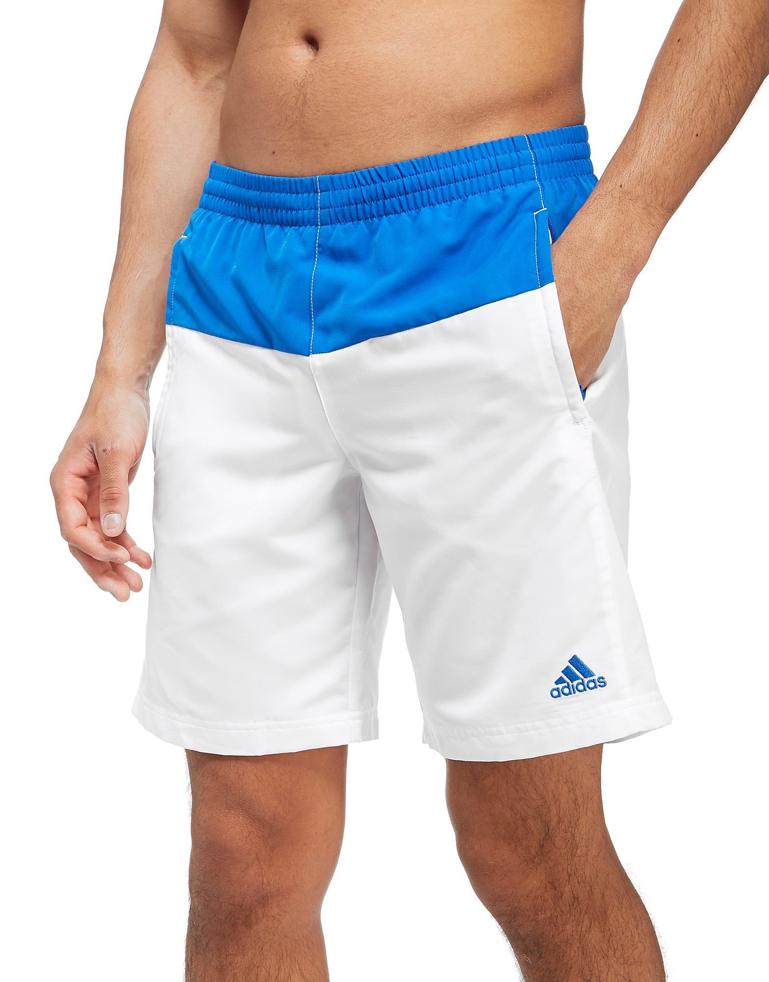 adidas Colour Block Swim Shorts