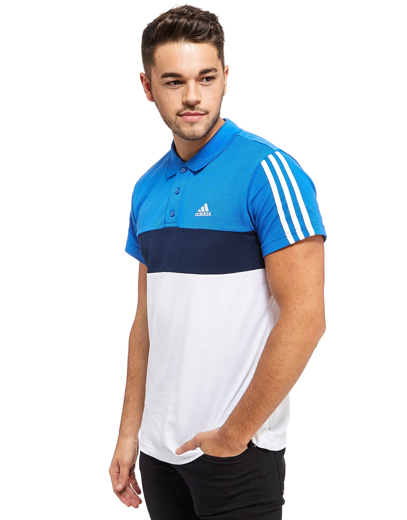 adidas Polo Panel Homme