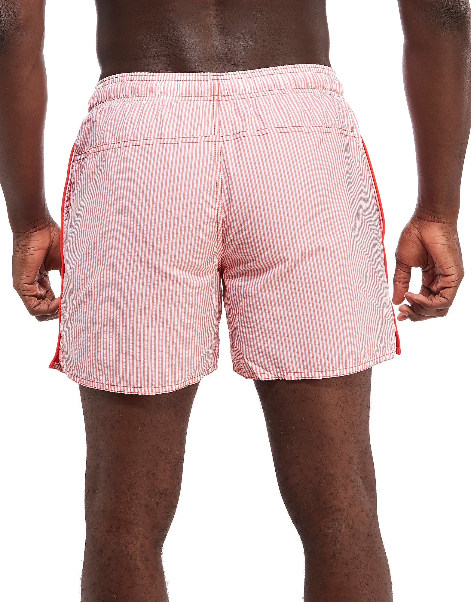 adidas Stripe Swim Shorts