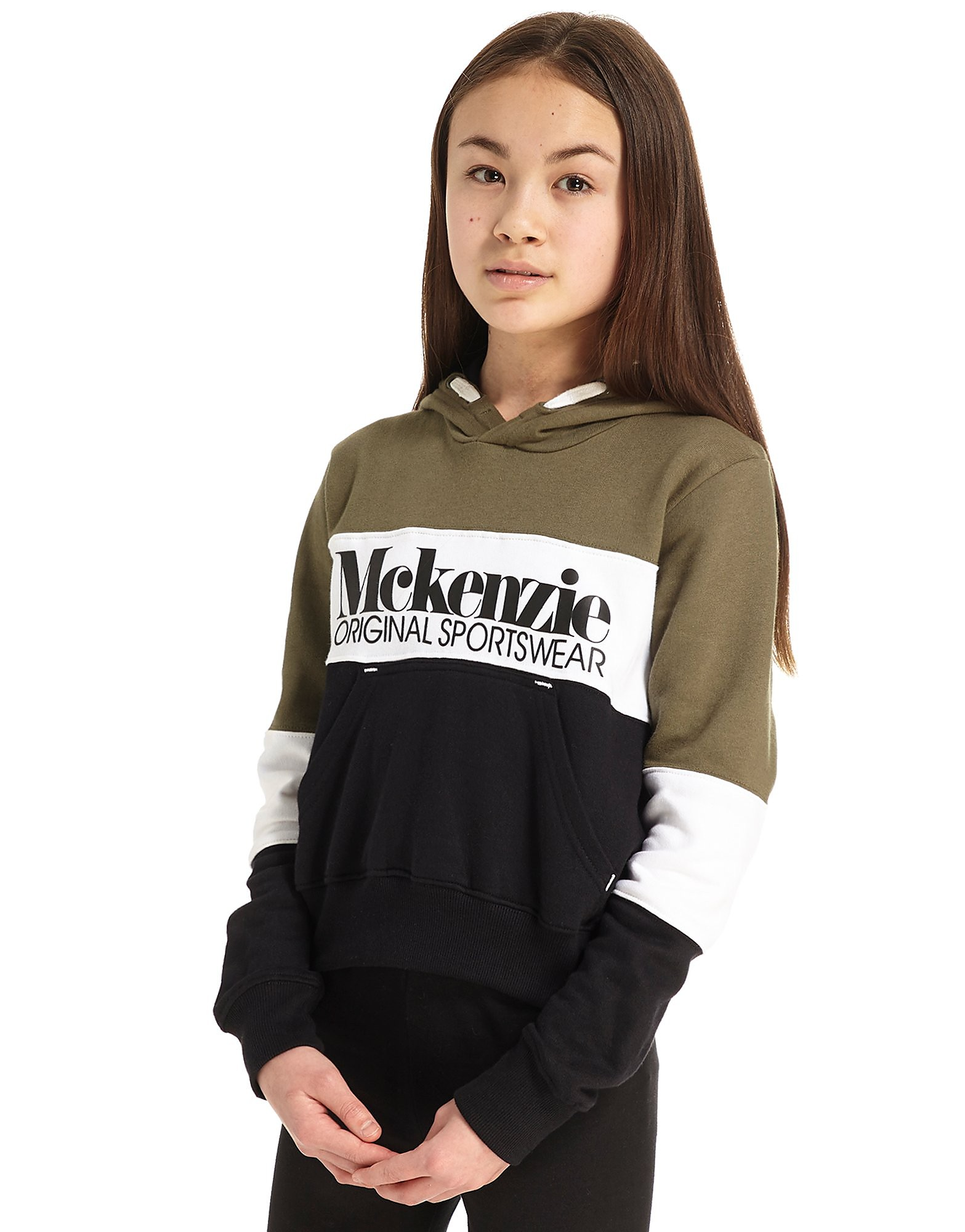 McKenzie Girls' Katie Crop Hoody Junior