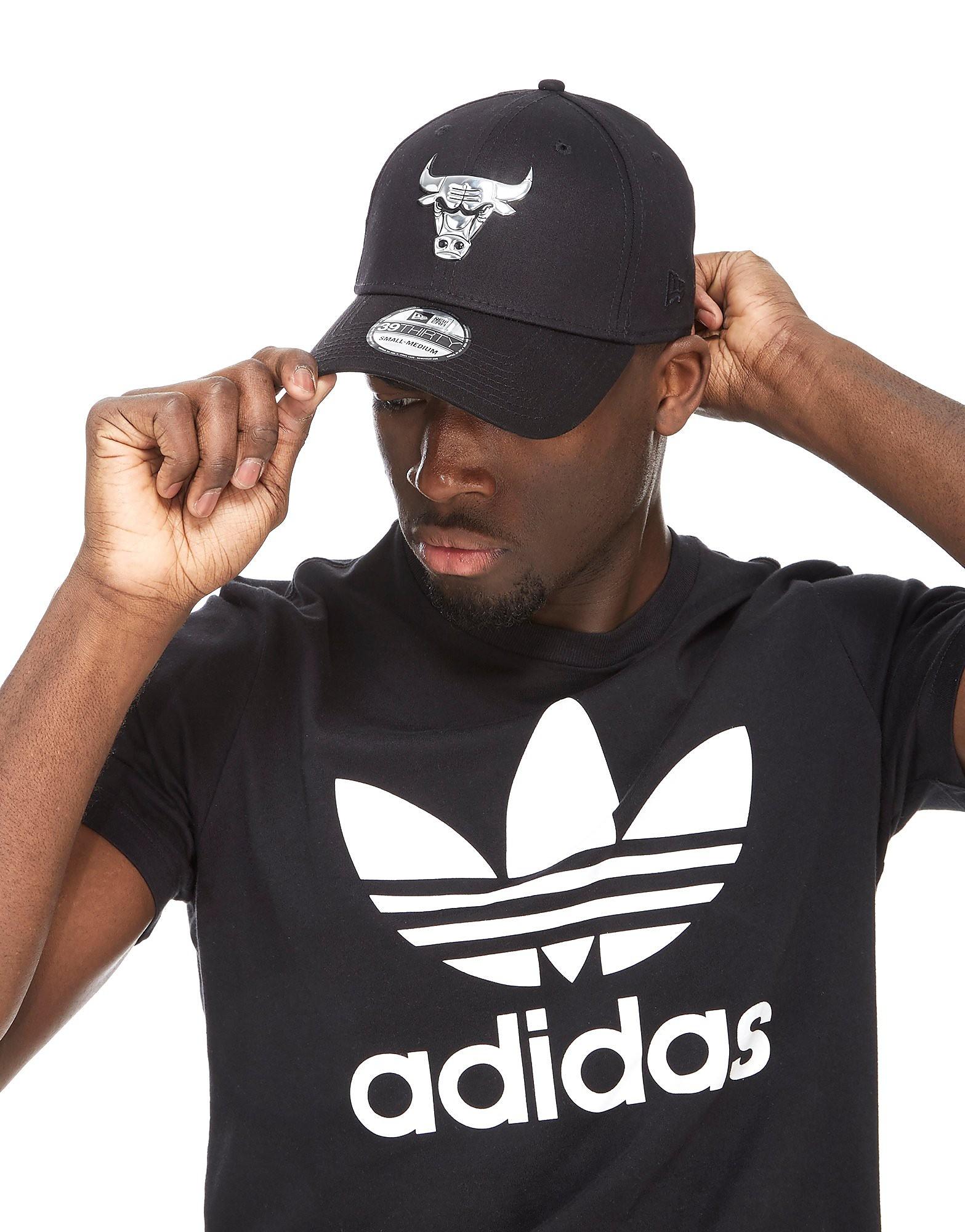 New Era NBA Chicago Bulls 39THIRTY Stretch Cap