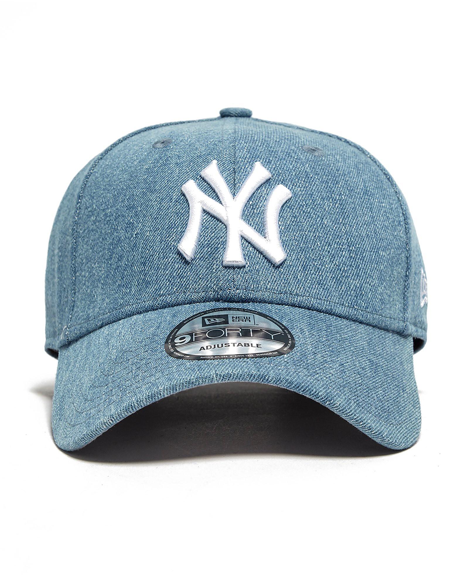 New Era MLB New York Yankees 9FORTY Strapback Cap
