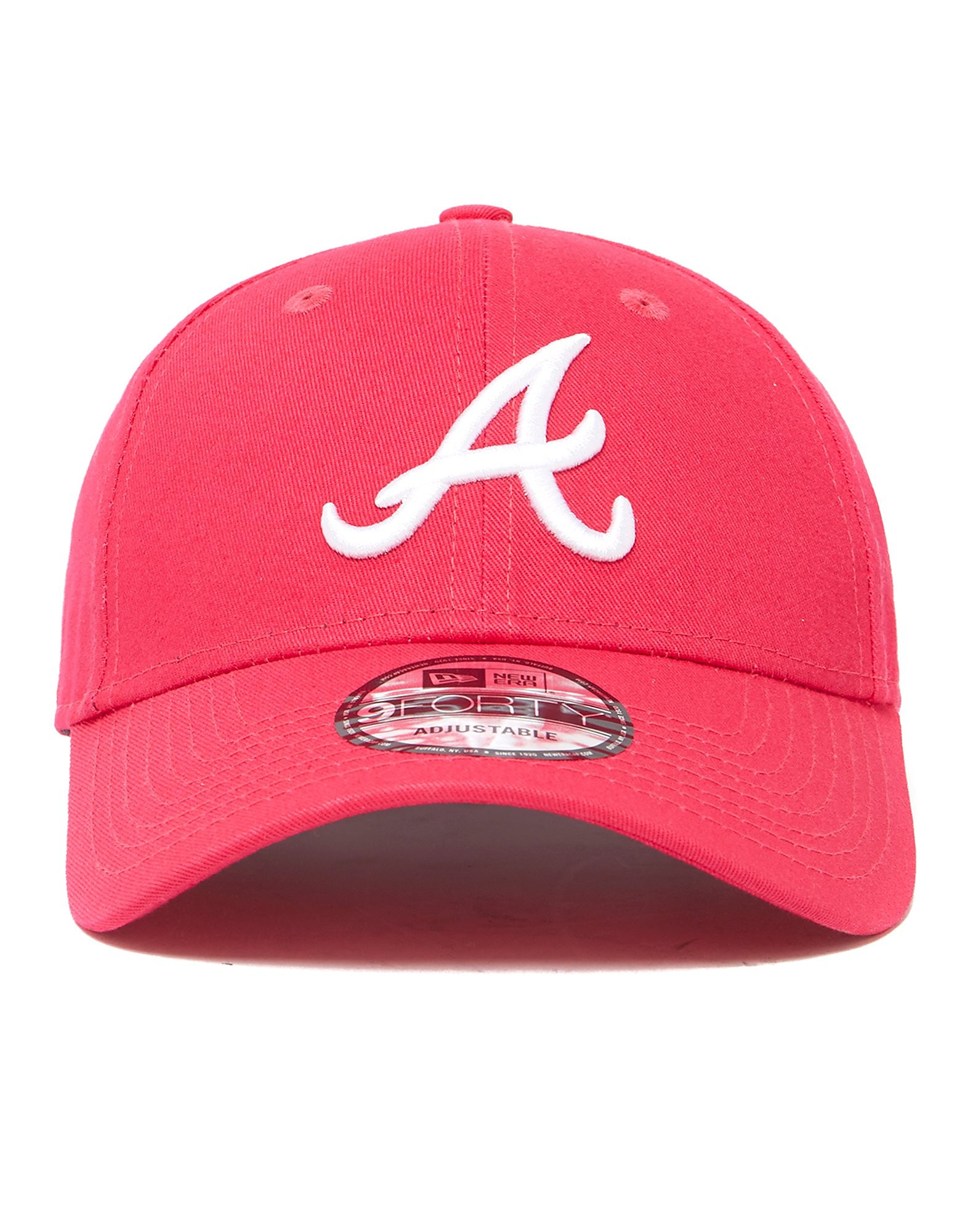 New Era MLB Atlanta Braves 9FORTY Strapback Cap
