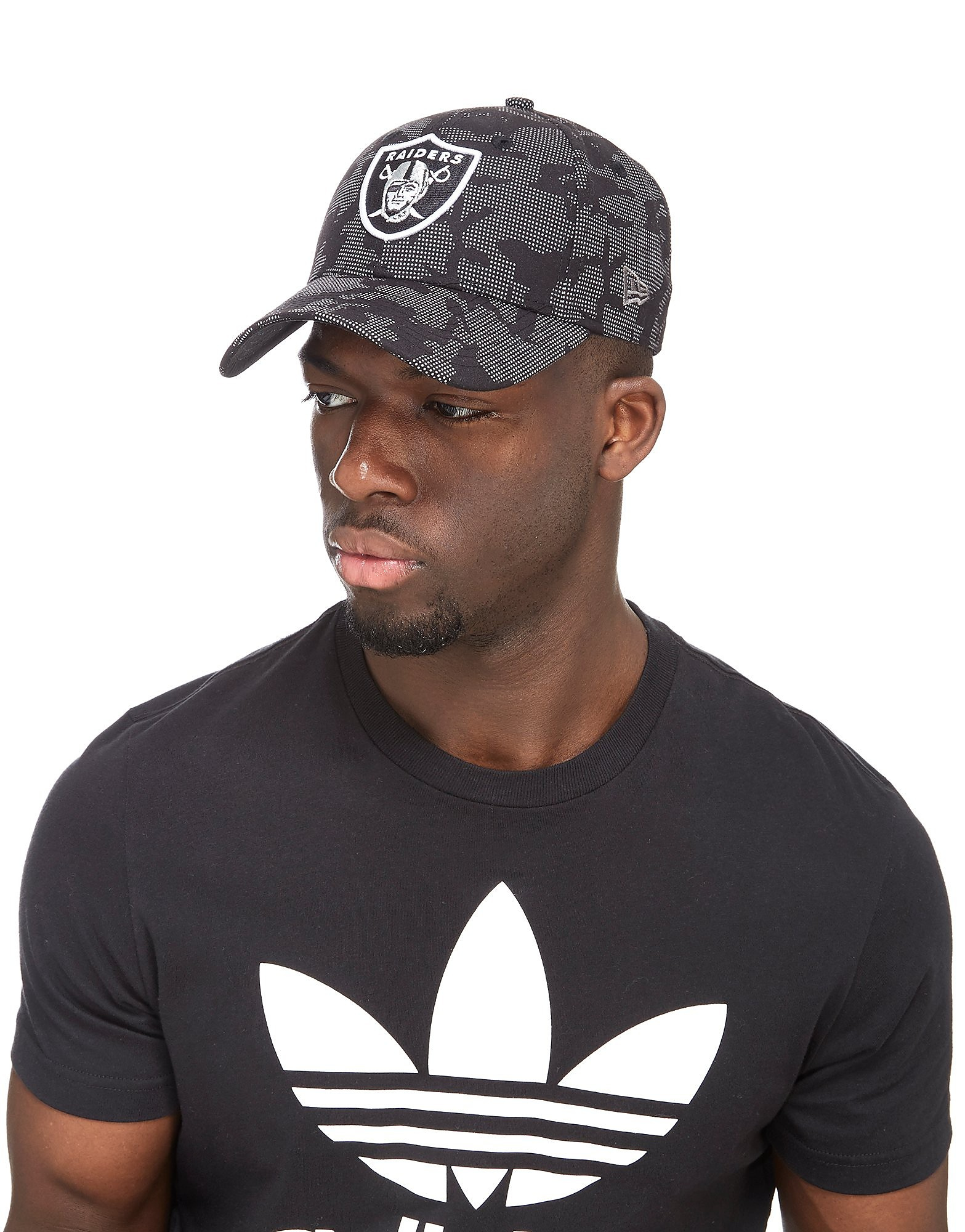 New Era NFL Oakland Raiders 9FORTY Strapback Cap