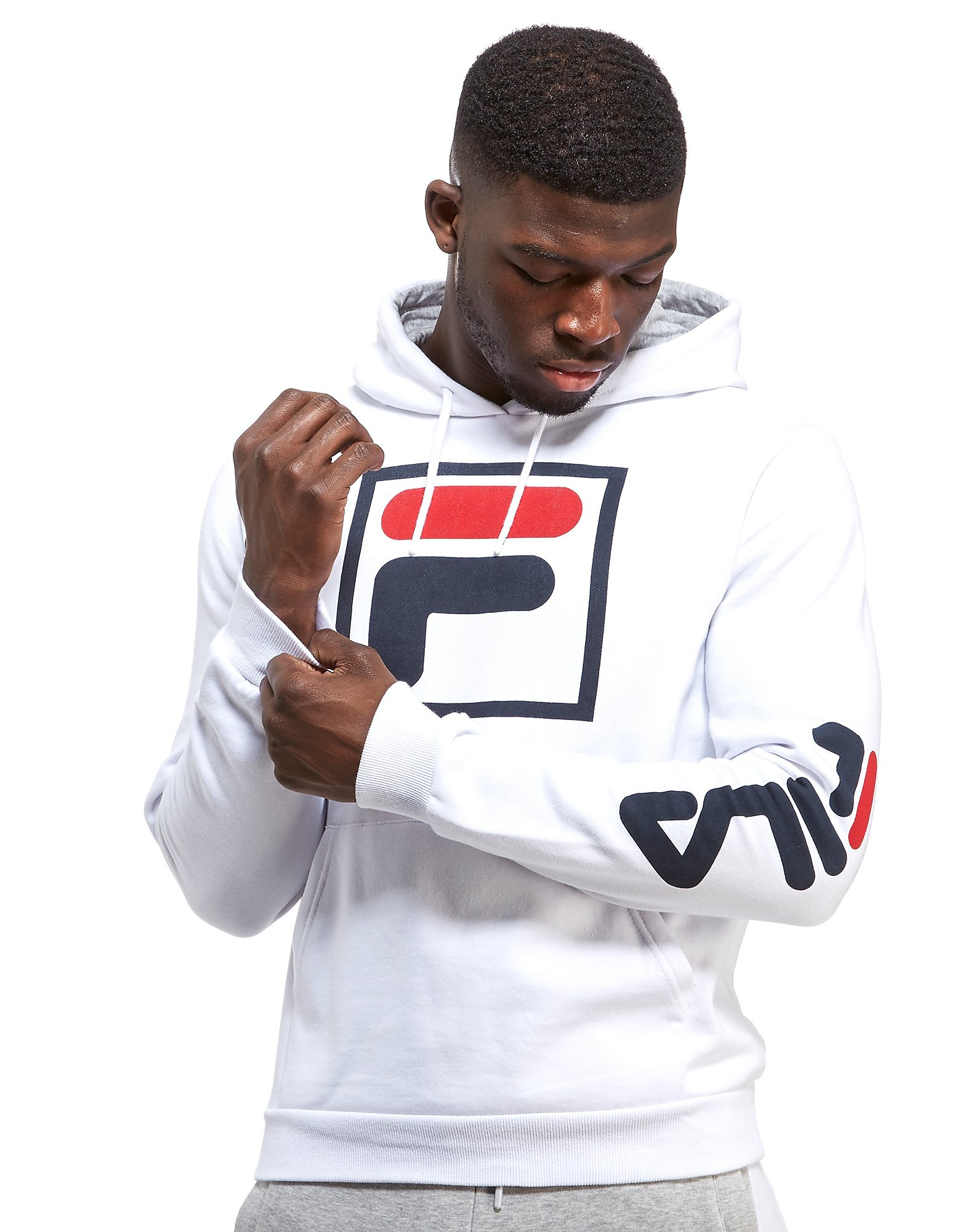 Image of   Fila Fila Kane Pullover Hoody - Only at JD