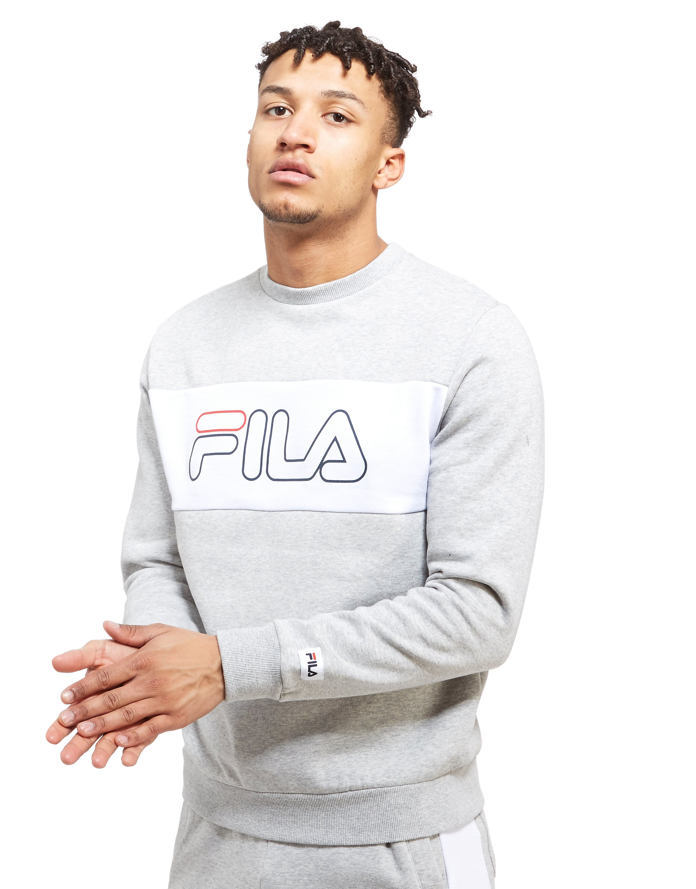 Image of   Fila Butler Crew Sweat - Only at JD