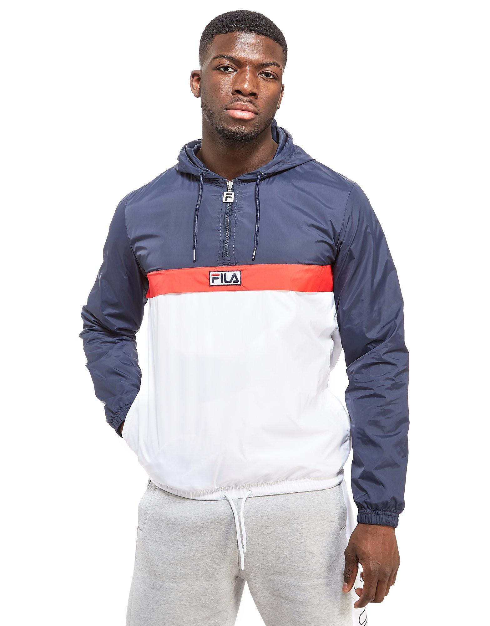 Fila Greene 1/4 Zip Jacket