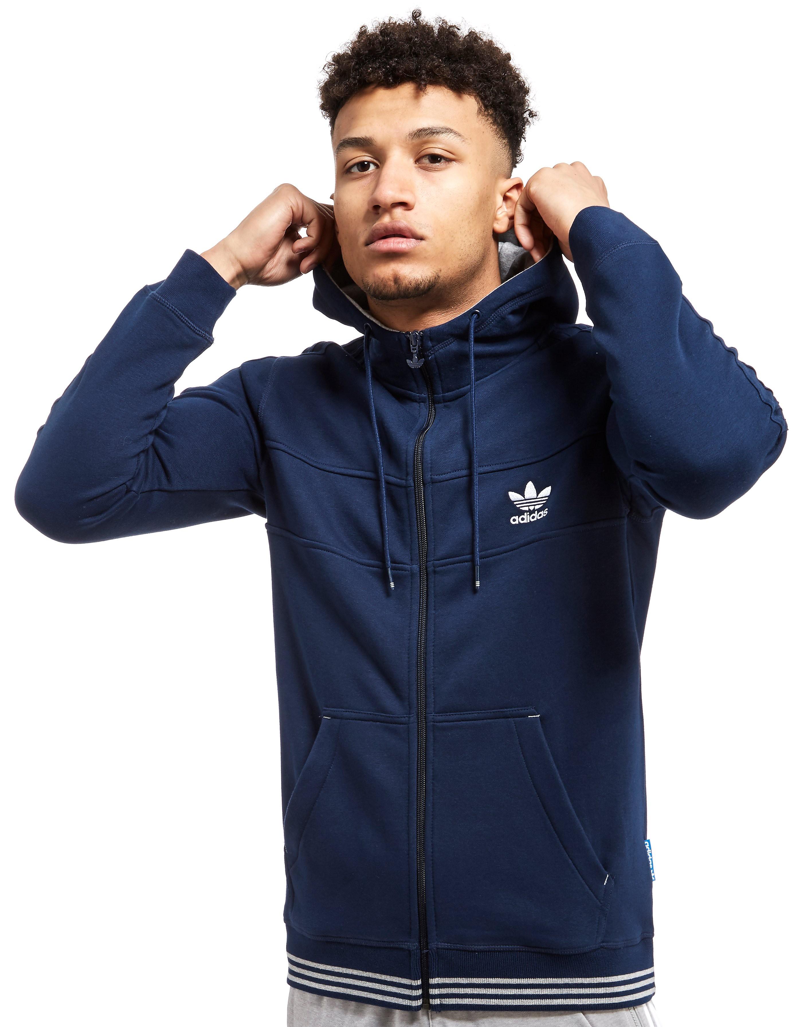 adidas Originals Trefoil Full Zip Hoodie