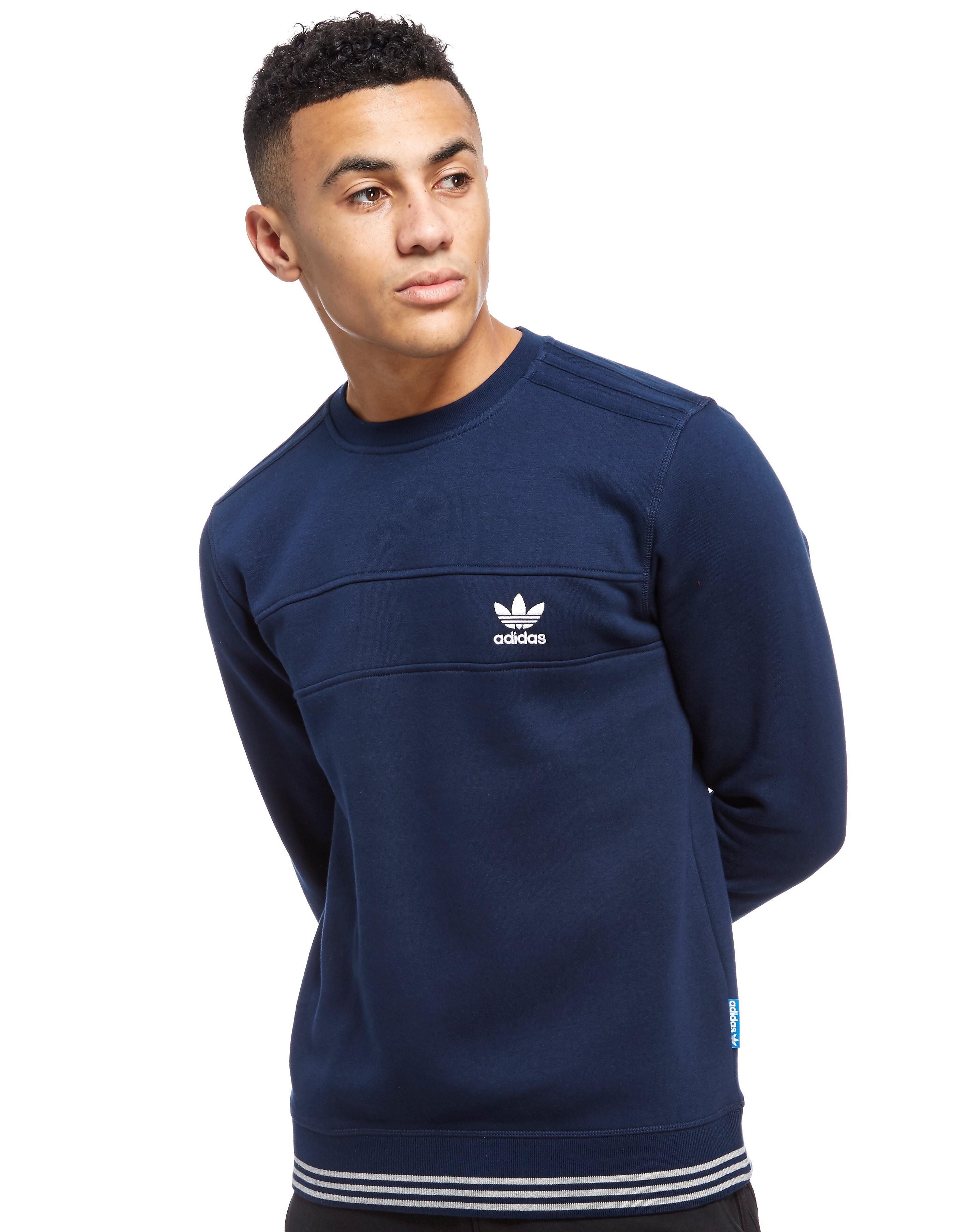 adidas Originals Sweatshirt Trefoil Crew Homme