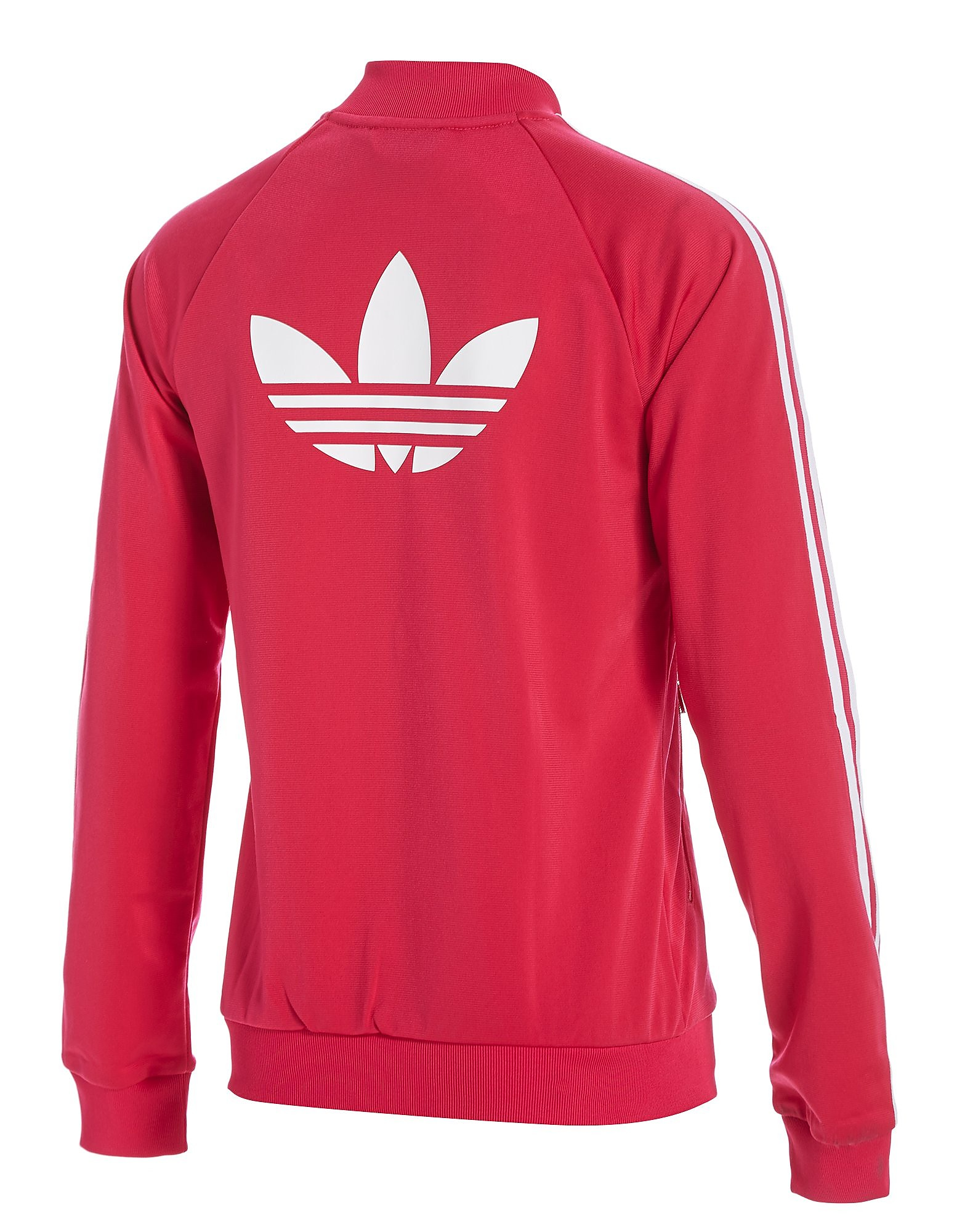 adidas Originals Girls' Supergirl Track Top Junior