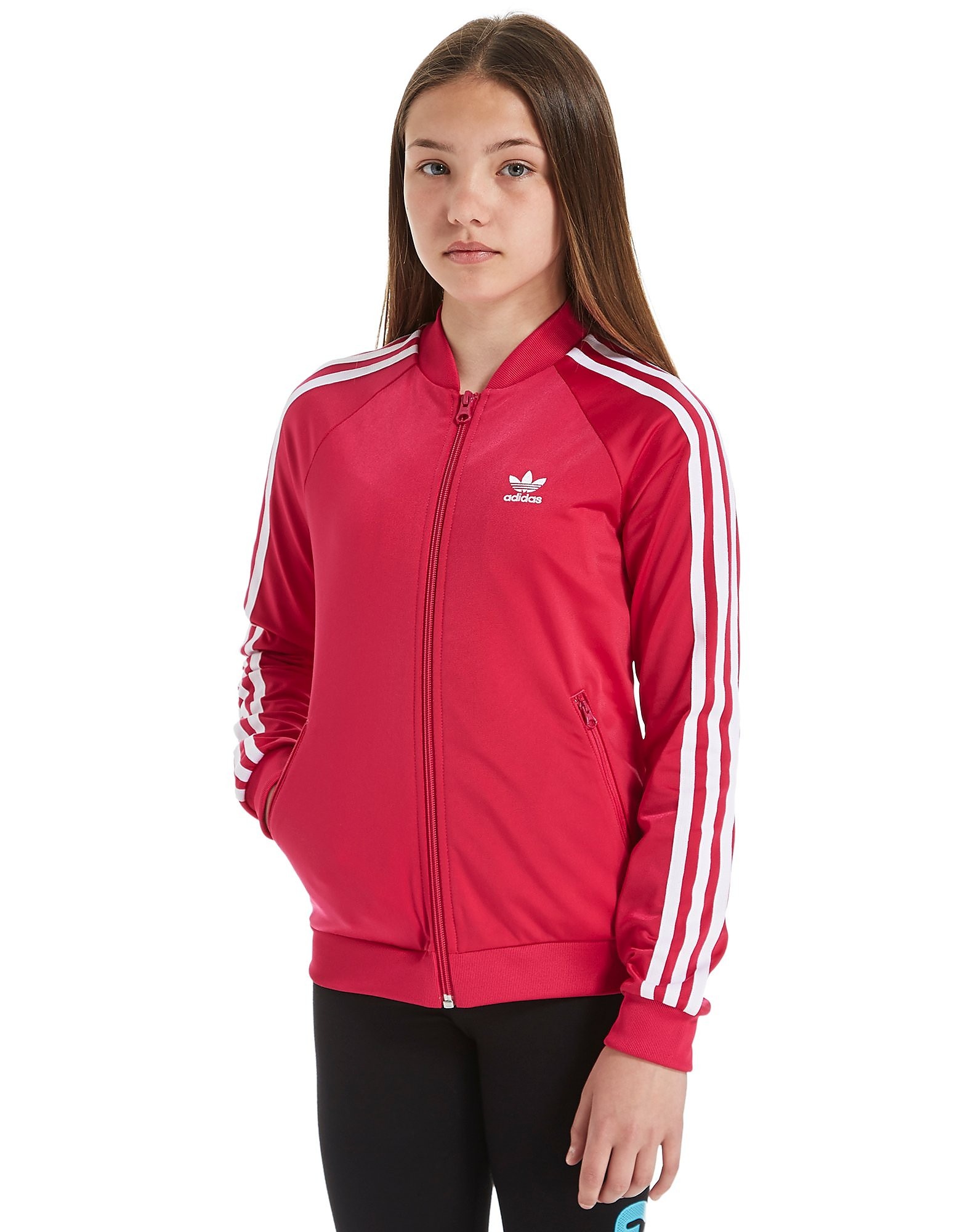 adidas Originals Supergirl Träningsjacka Junior