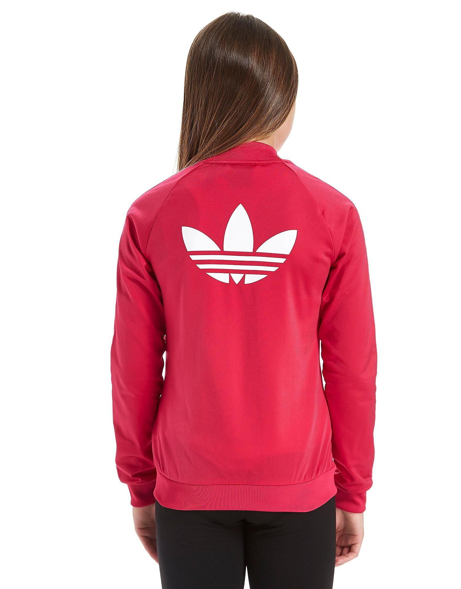 adidas Originals Supergirl Track Top Junior