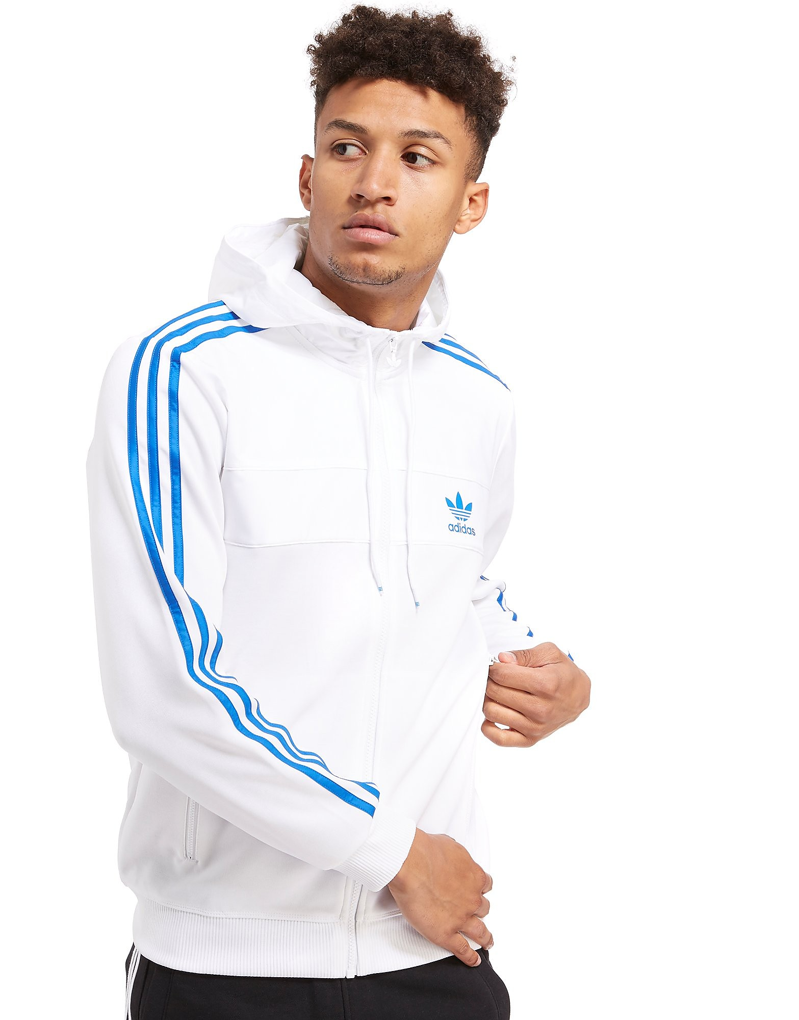 adidas Originals Country Full Zip Hoodie