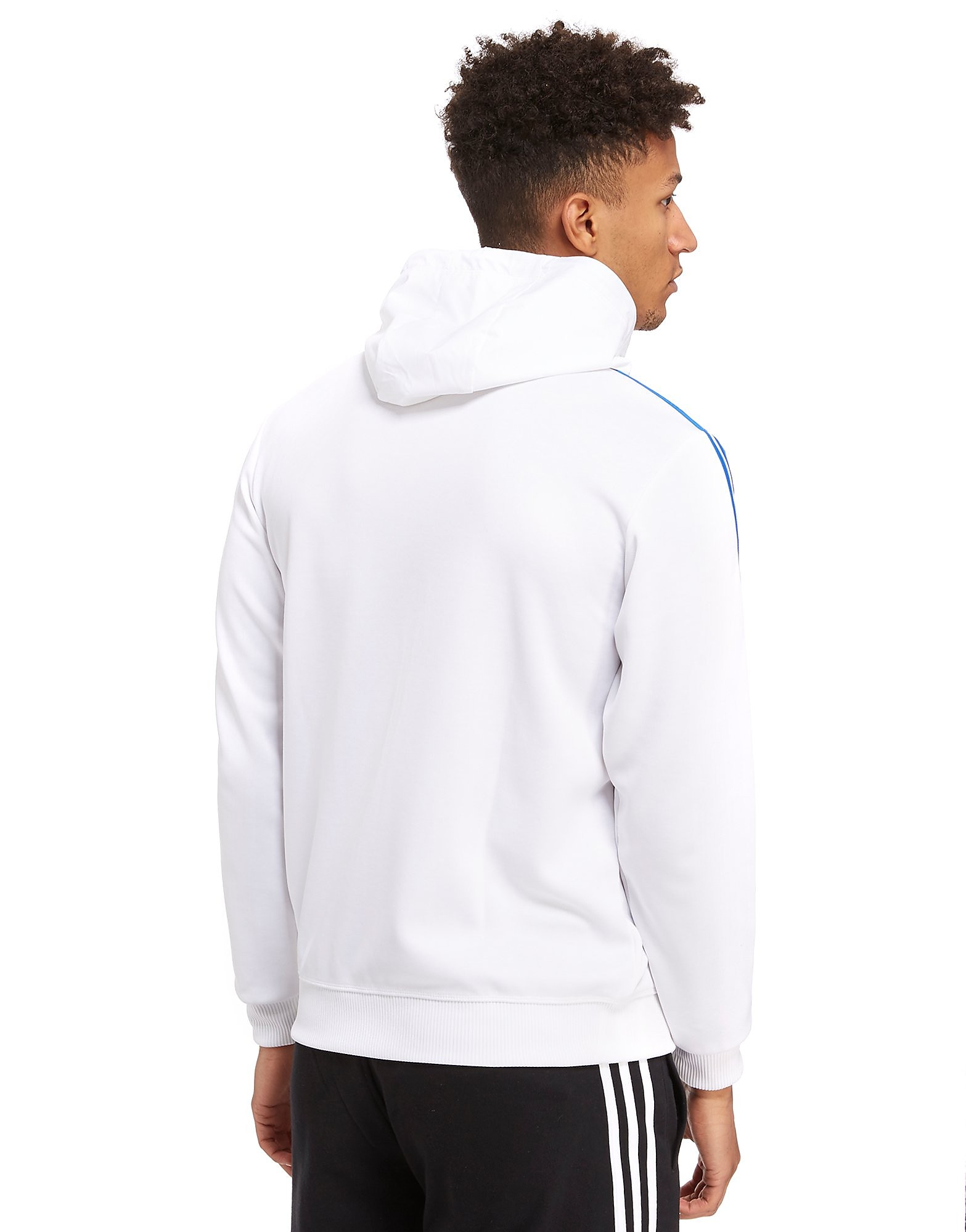 adidas Originals Country Full Zip Felpa con Cappuccio
