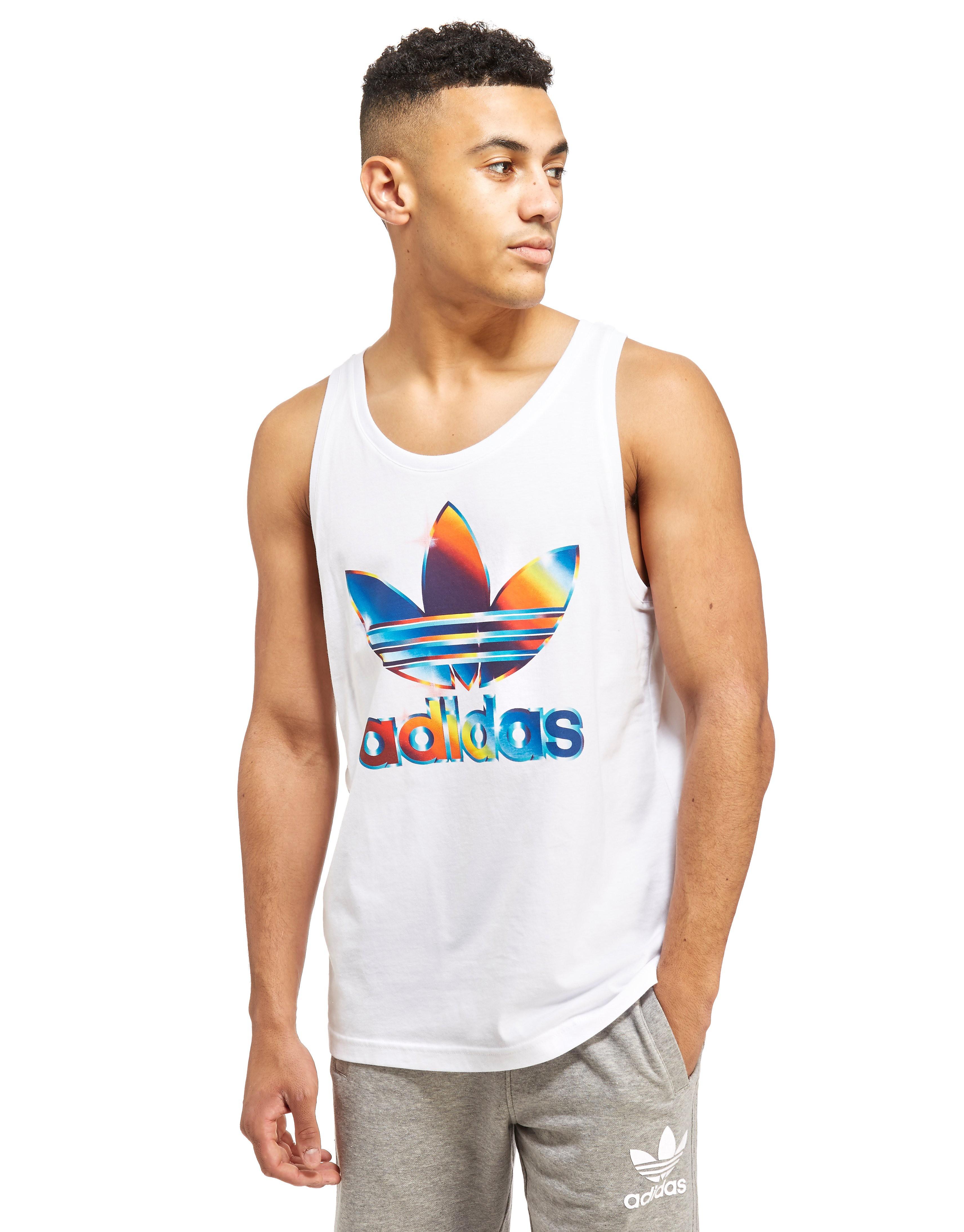 adidas Originals Graphic Trefoil Vest
