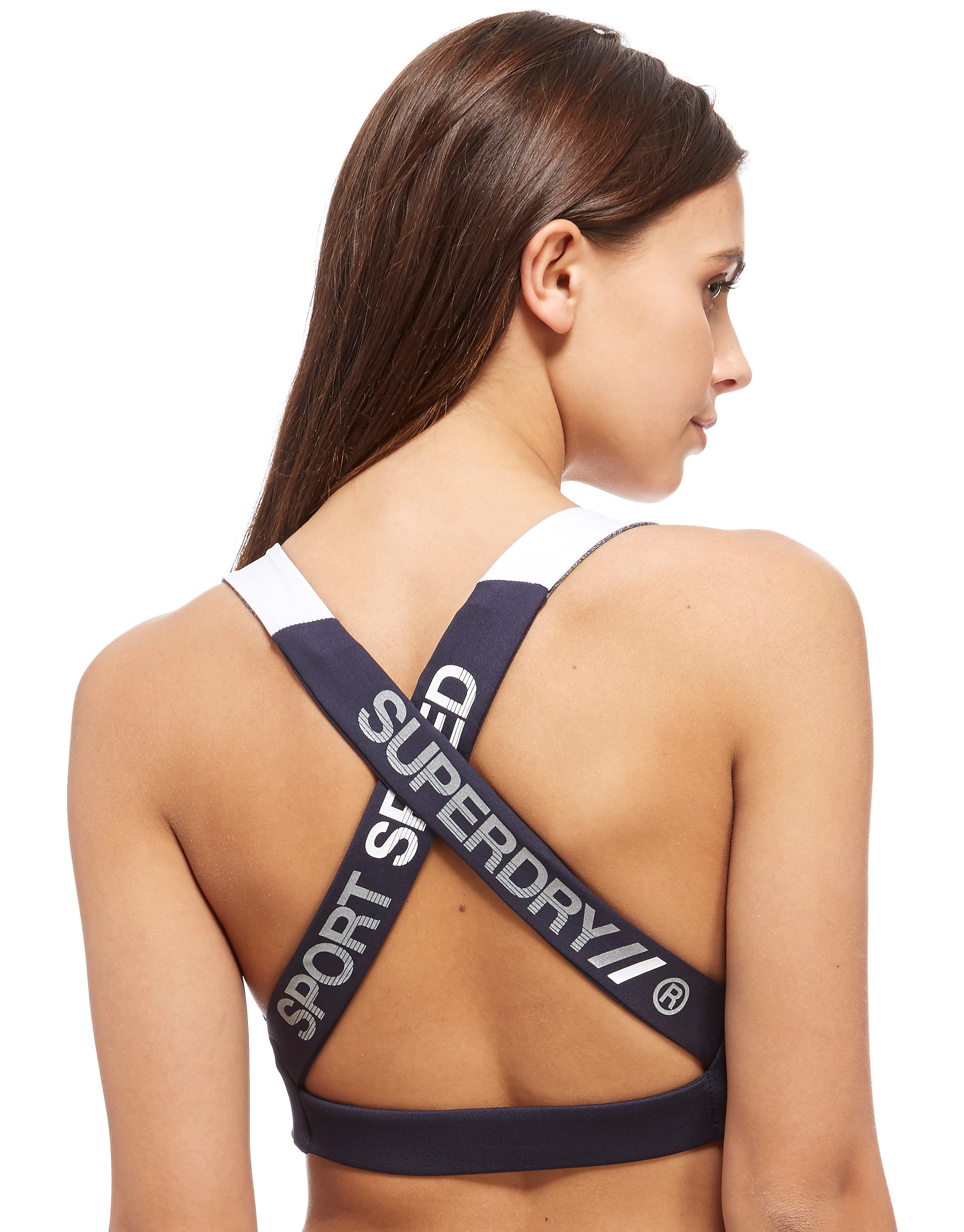 Superdry Super Speed Sports Bra Dames