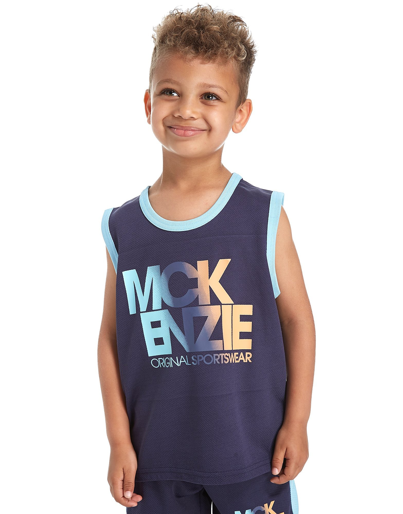 McKenzie Mets Vest Children