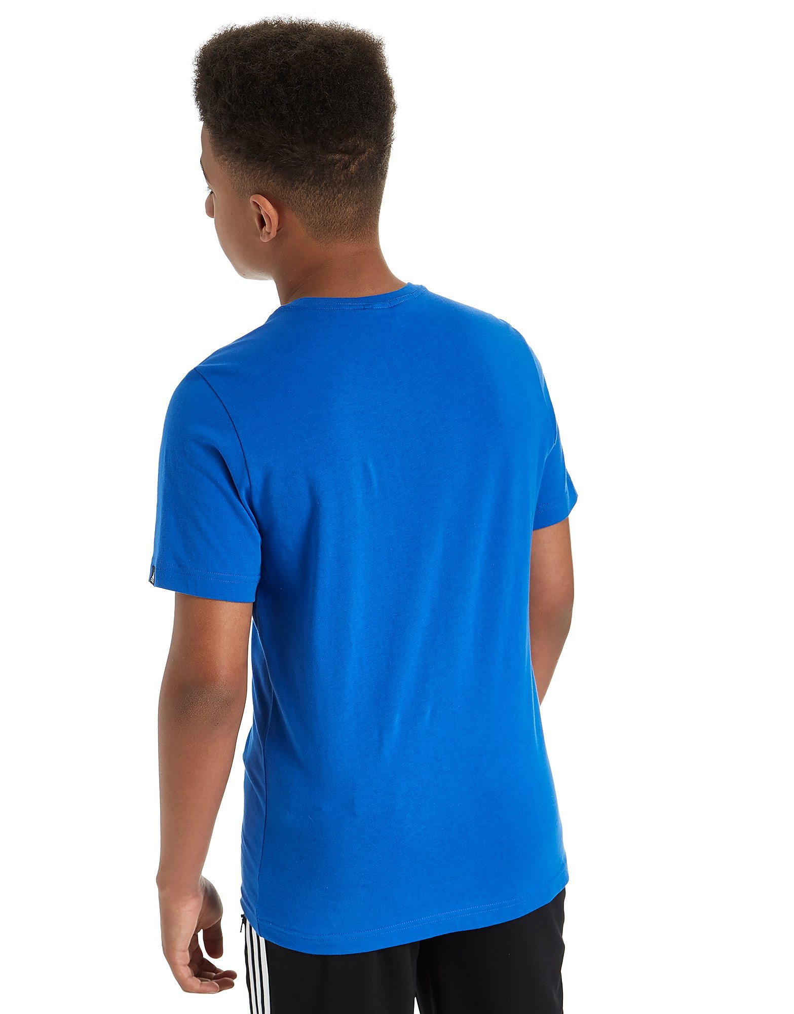 adidas Stack Logo T-Shirt Junior
