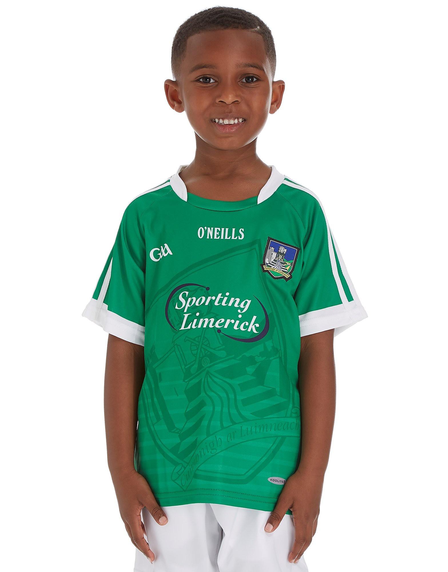O'Neill Limerick 2017 Home Shirt Junior